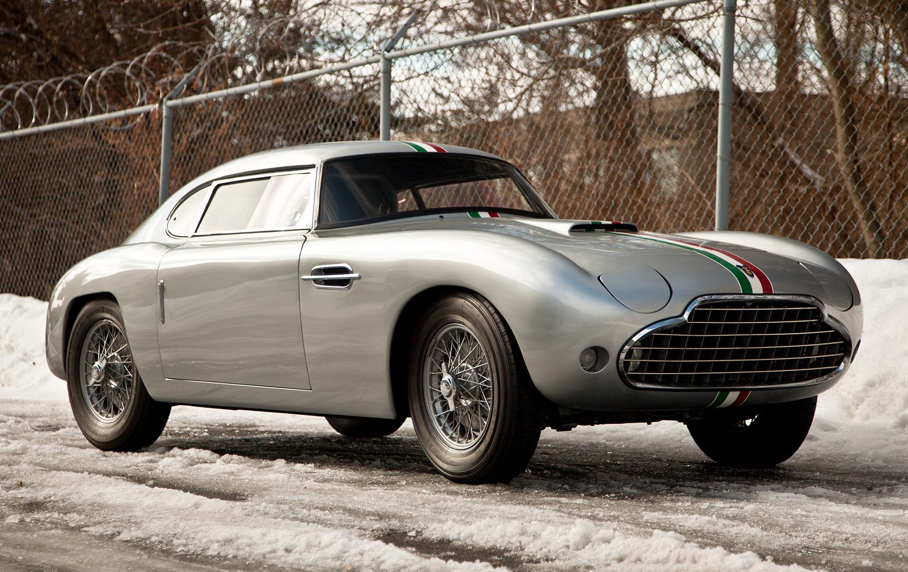 1953 Siata 208 CS Berlinetta
