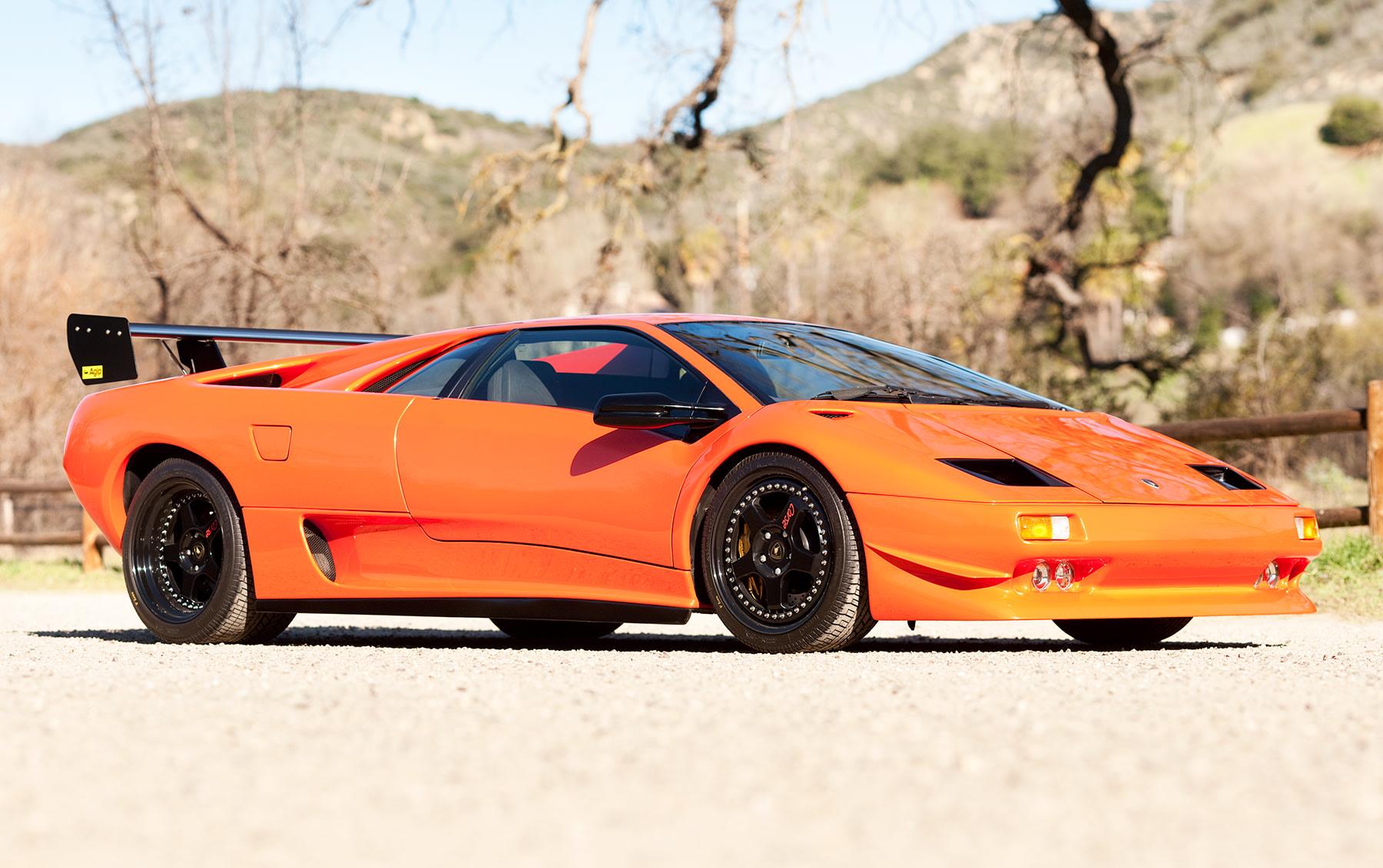 1991 Lamborghini Diablo (1)