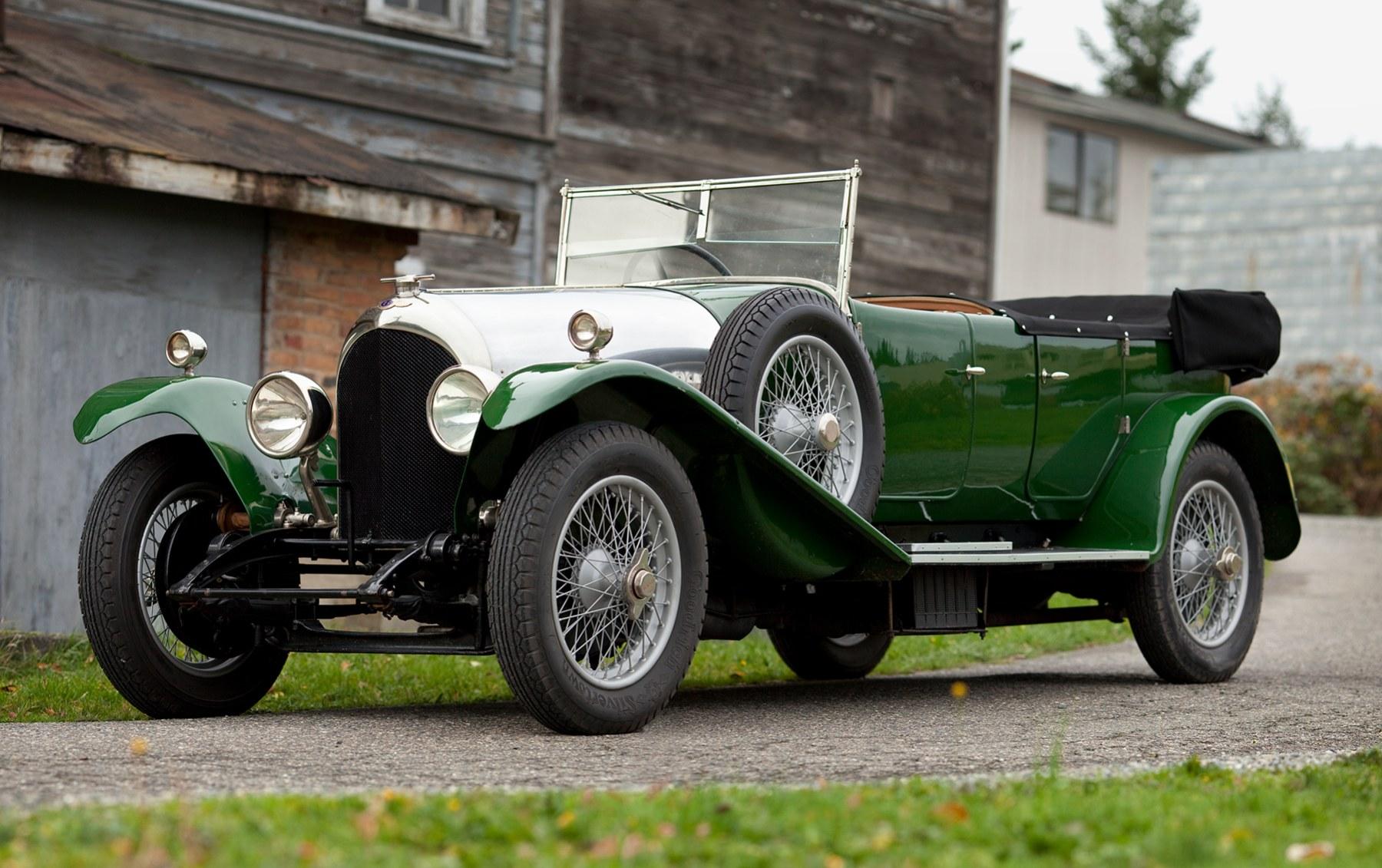 1925 Bentley 3 Litre Tourer