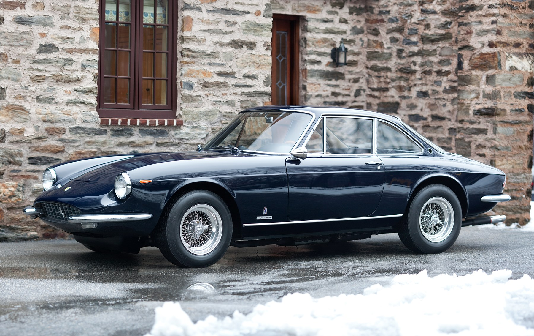 1969 Ferrari 365 GTC (1)