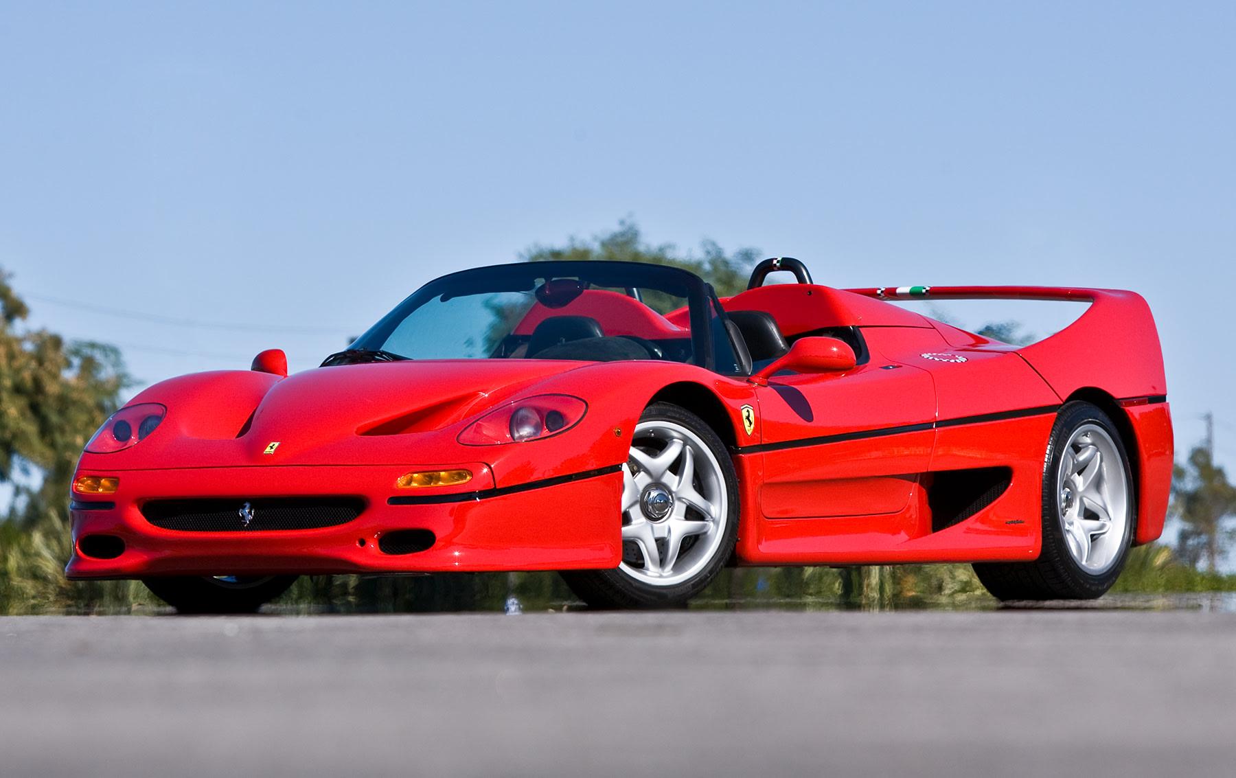 1995 Ferrari F50 (1)