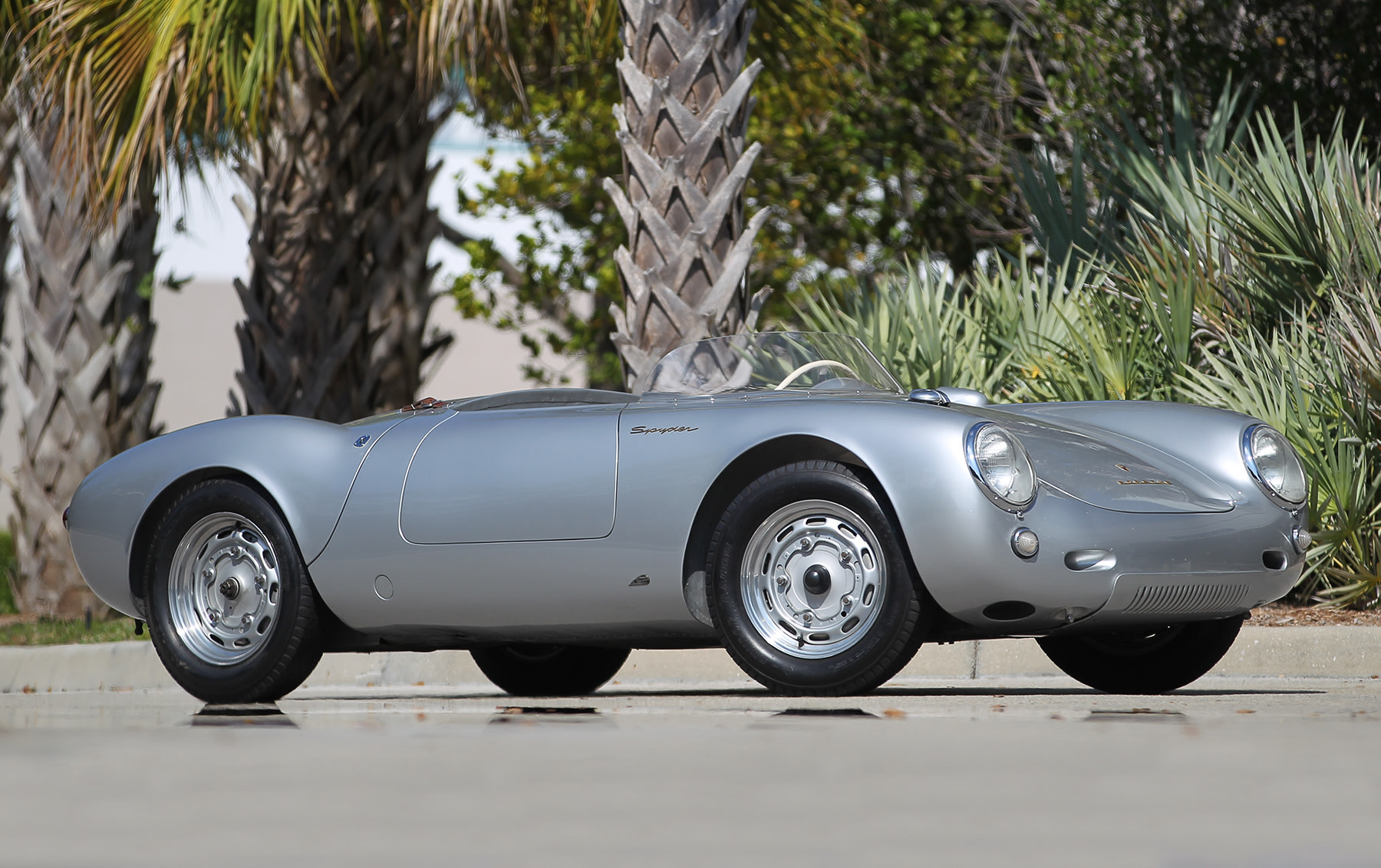1955 Porsche 550/1500 RS Spyder