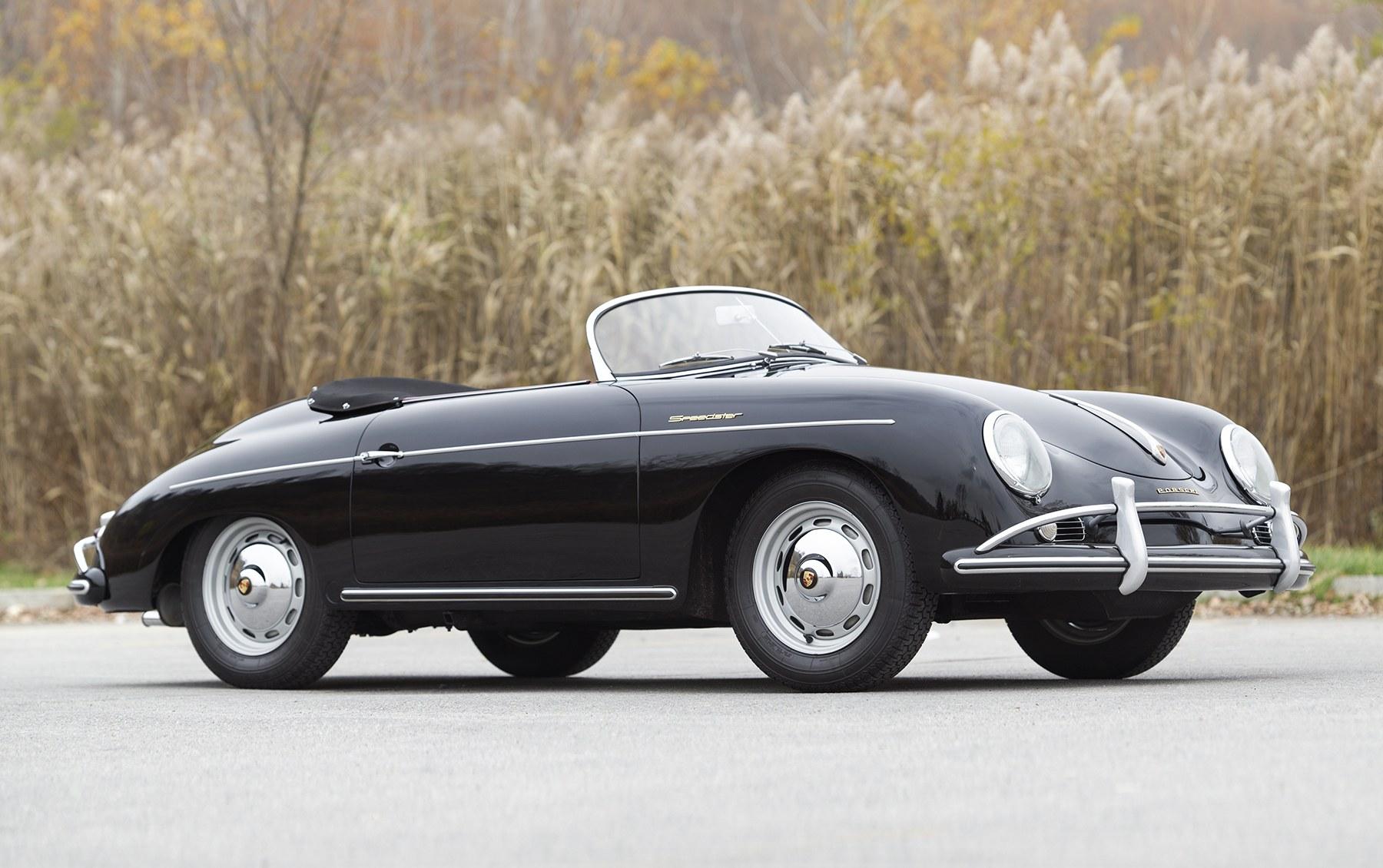 1956 Porsche 365 A Super Speedster