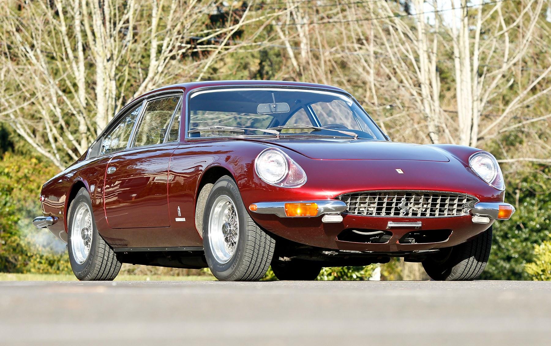 1970 Ferrari 365 GT 2+2 (1)