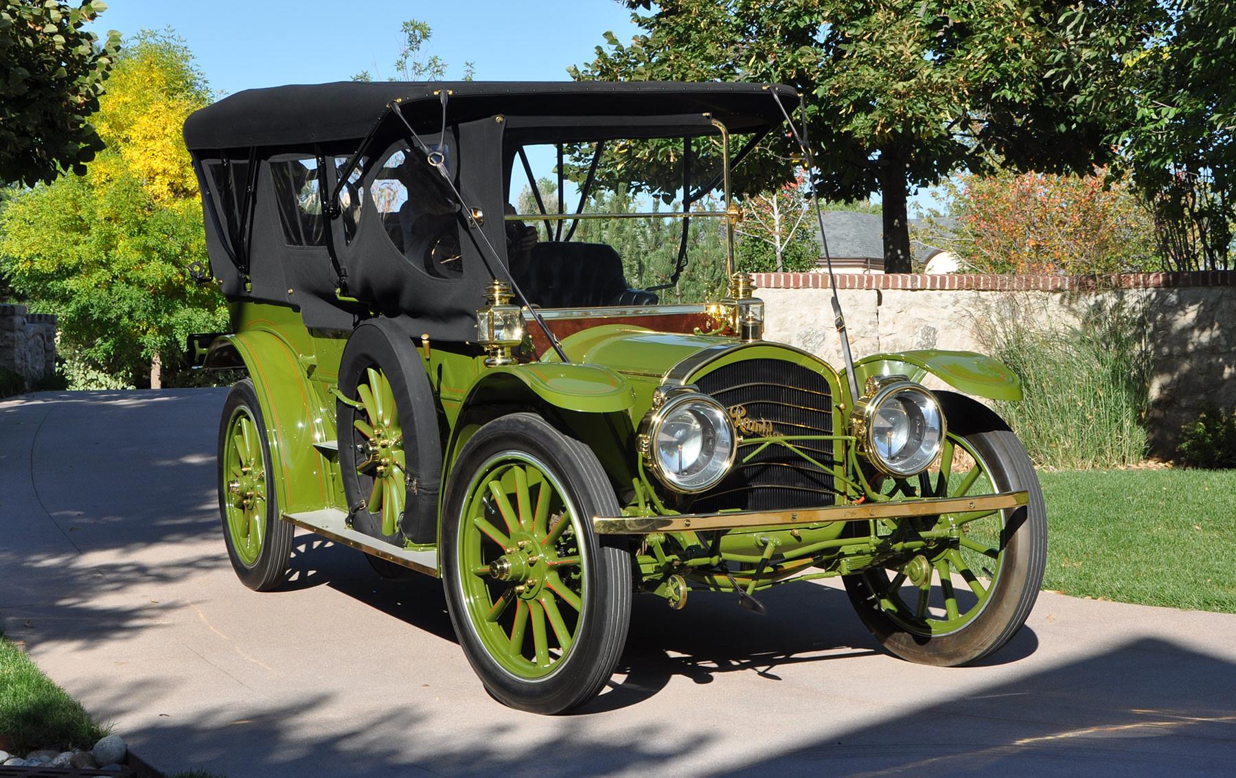 1911 Rambler Model 65 Seven-Passenger Touring