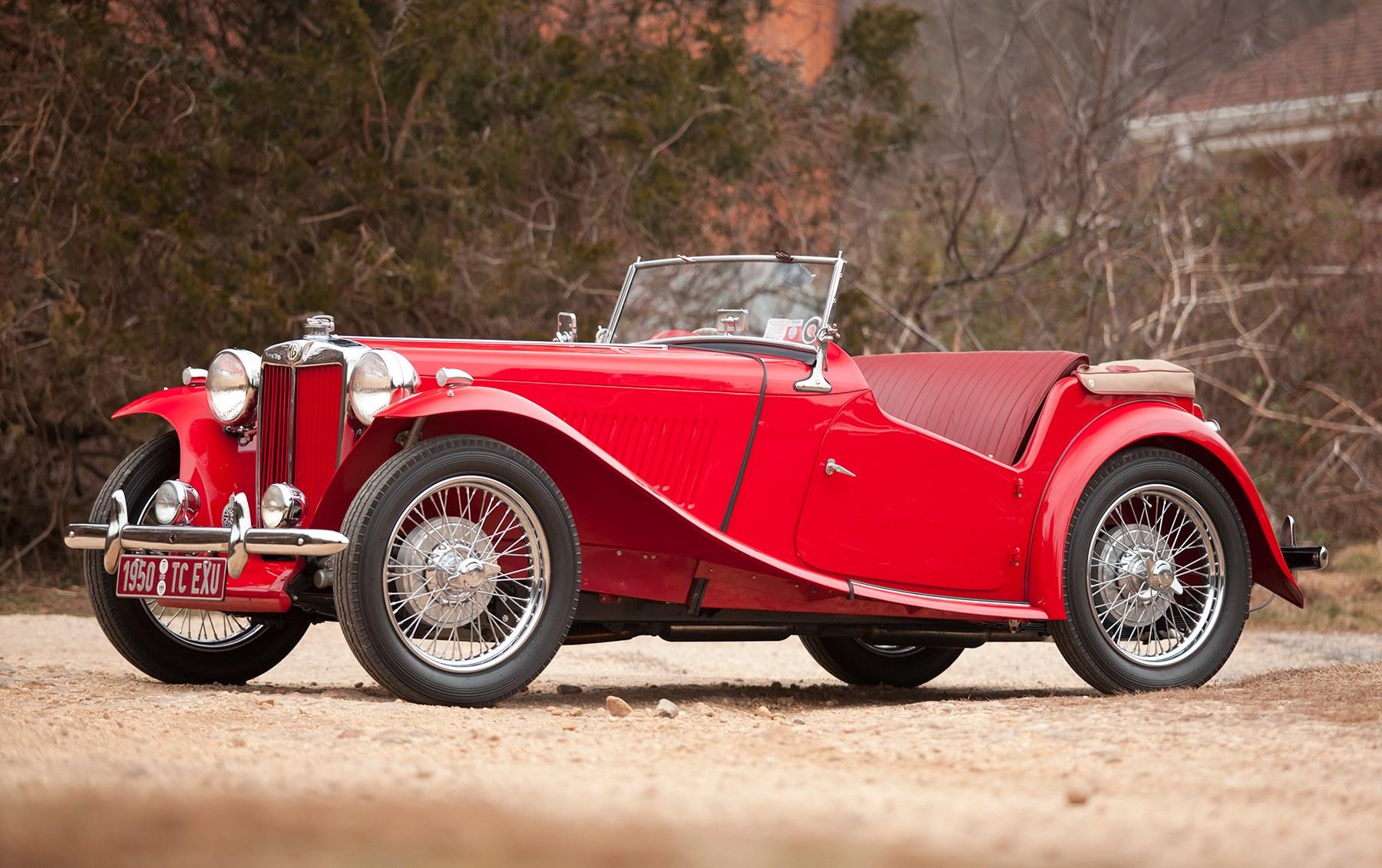 1949 MG TC(1)