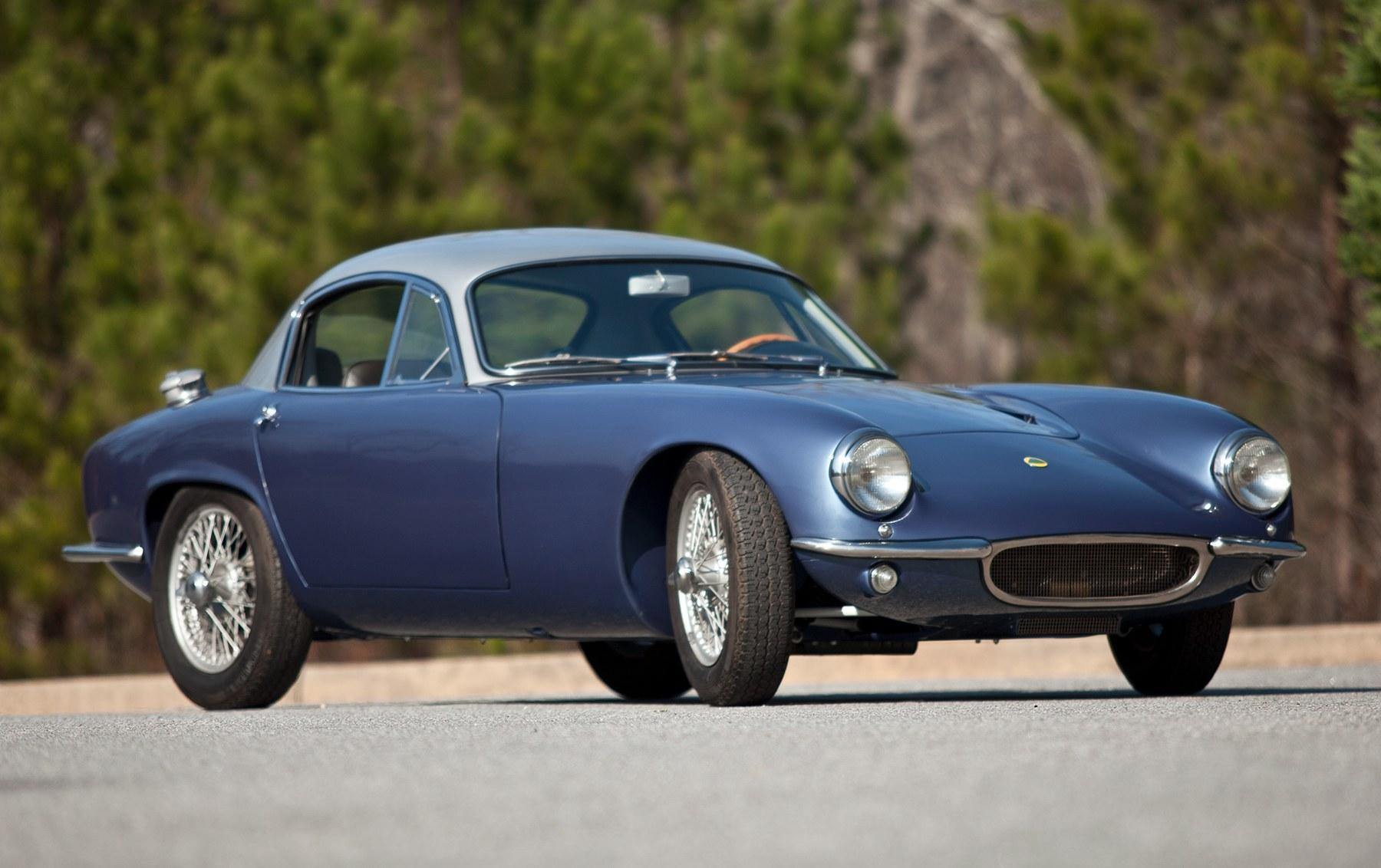 1962 Lotus Elite Super 95
