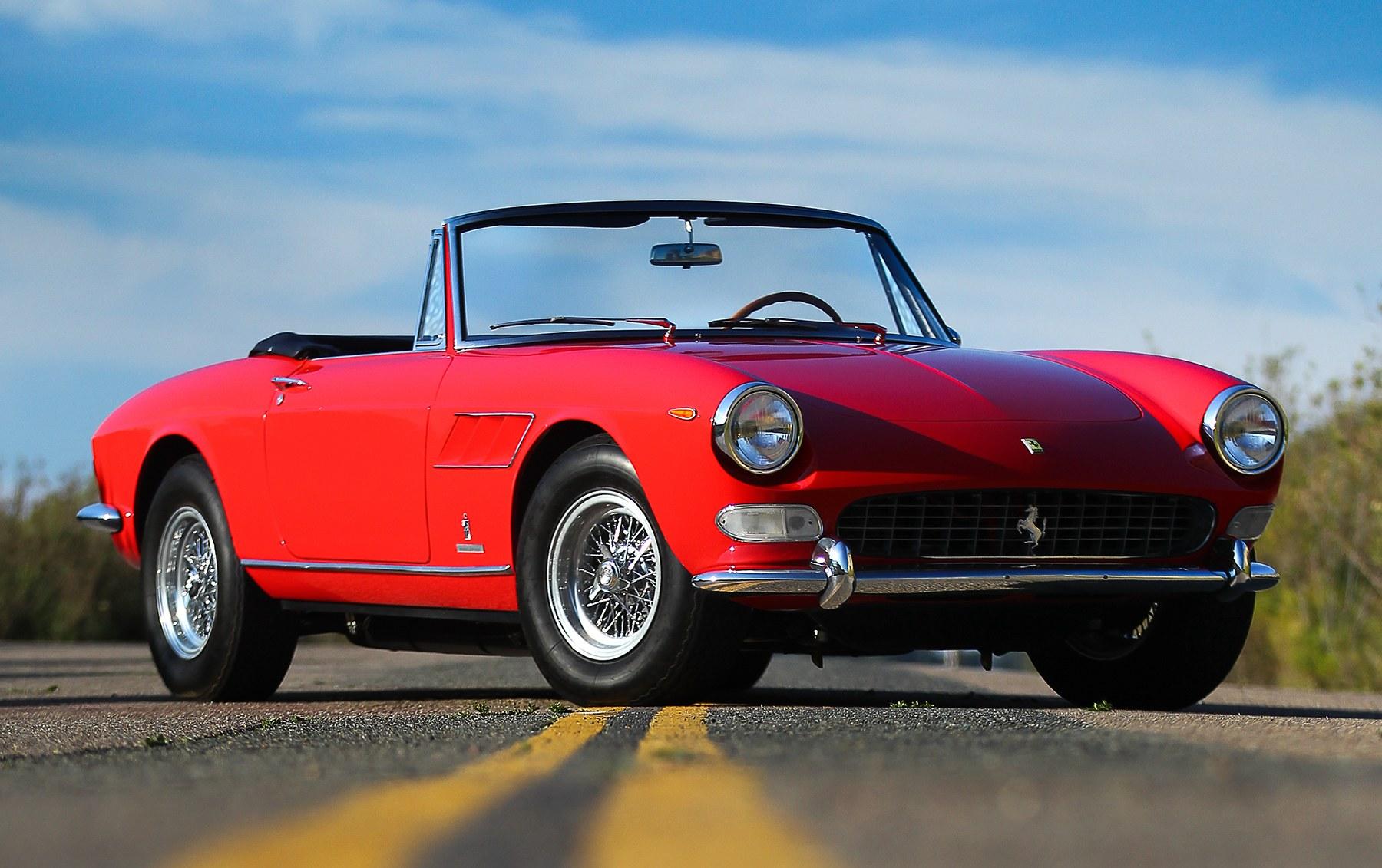 1966 Ferrari 275 GTS-3