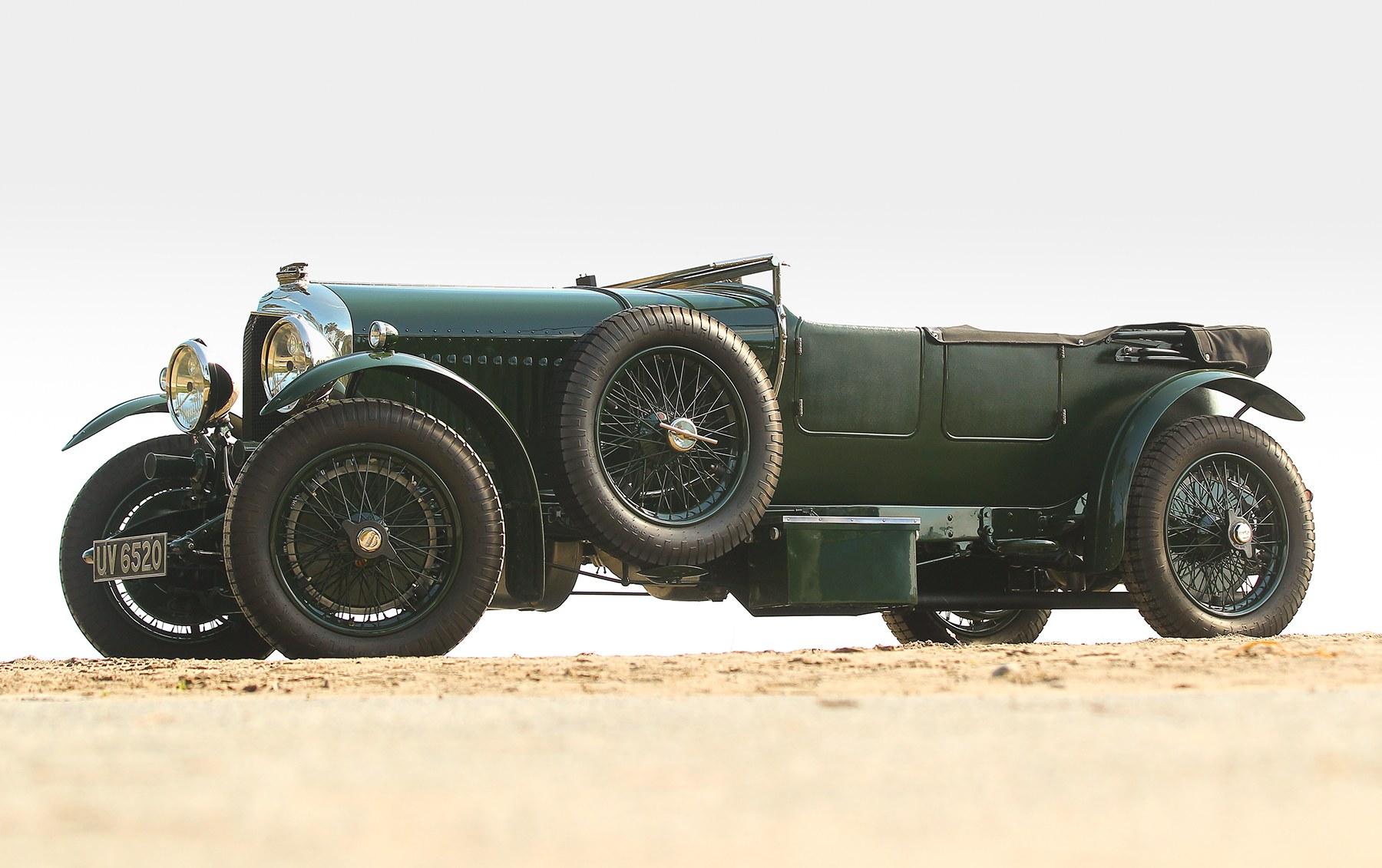 1928 Bentley 4 1/2 Litre Semi-Le Mans Sports Tourer