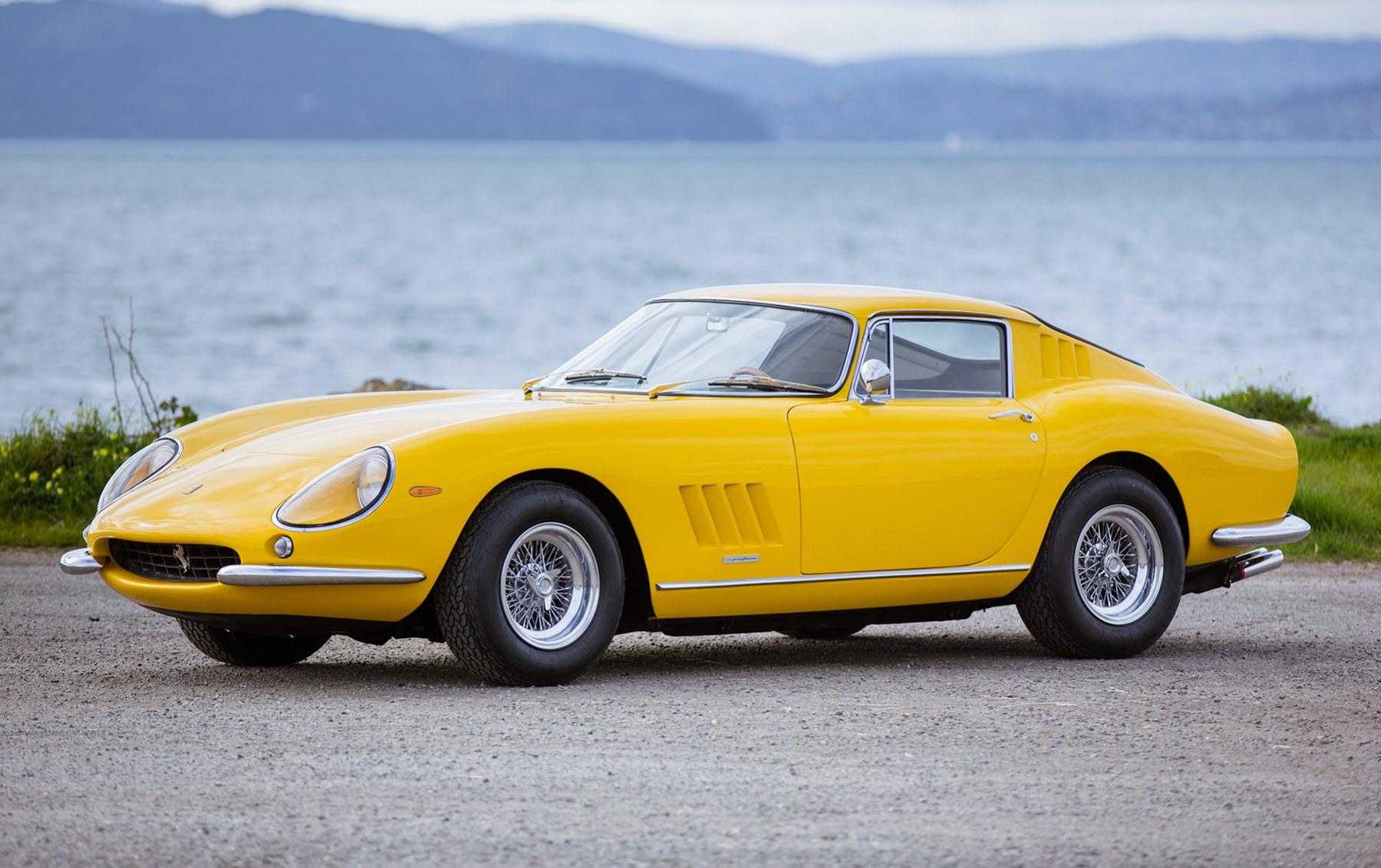 1966 Ferrari 275 GTB Long Nose Alloy (1)