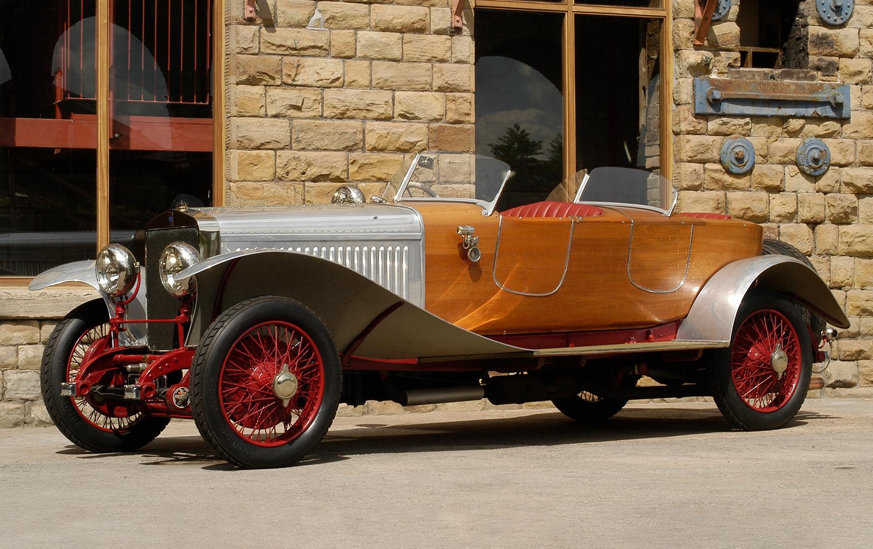 1924 Delage GL Skiff-Torpedo-2