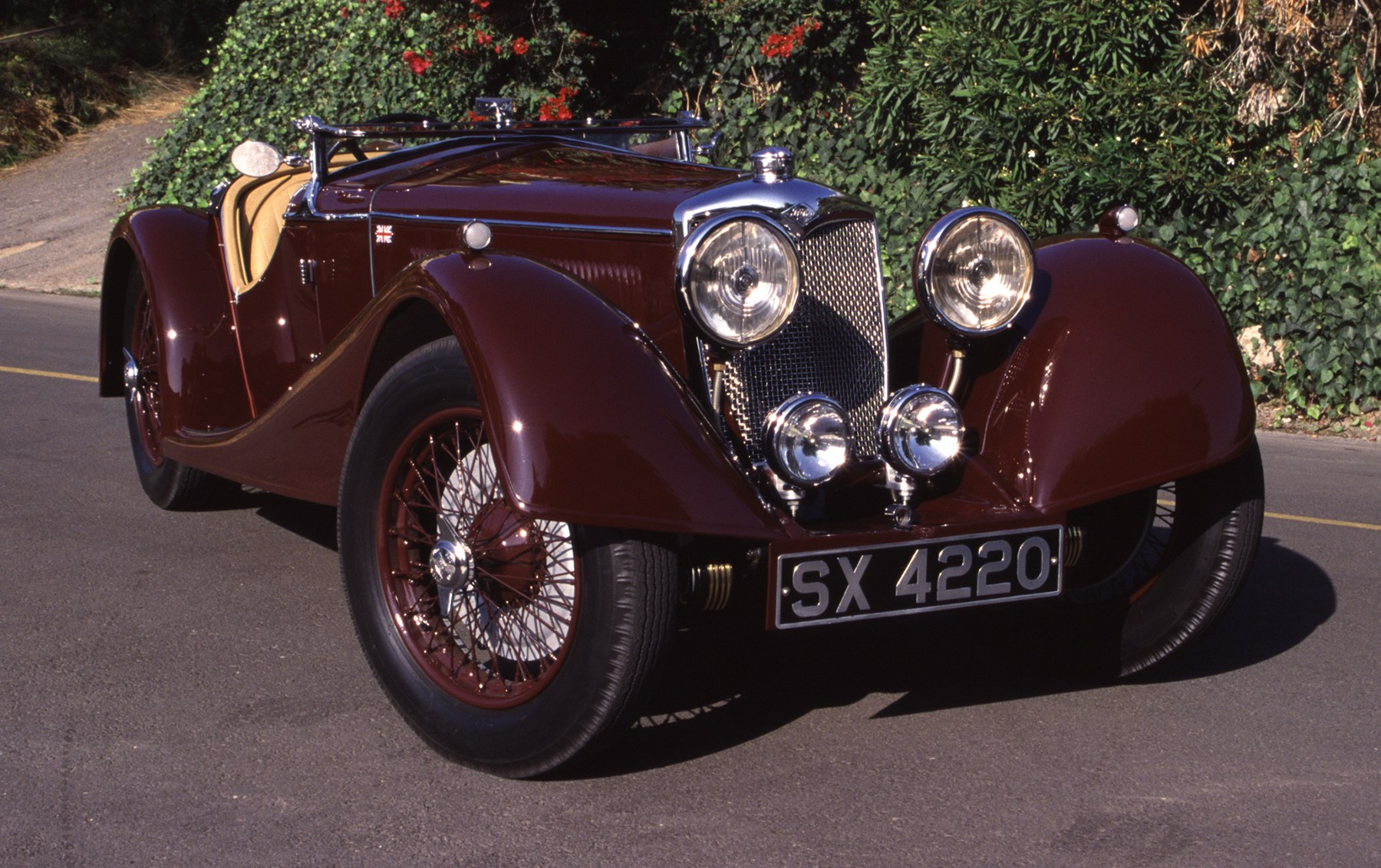 1935 Riley Sprite