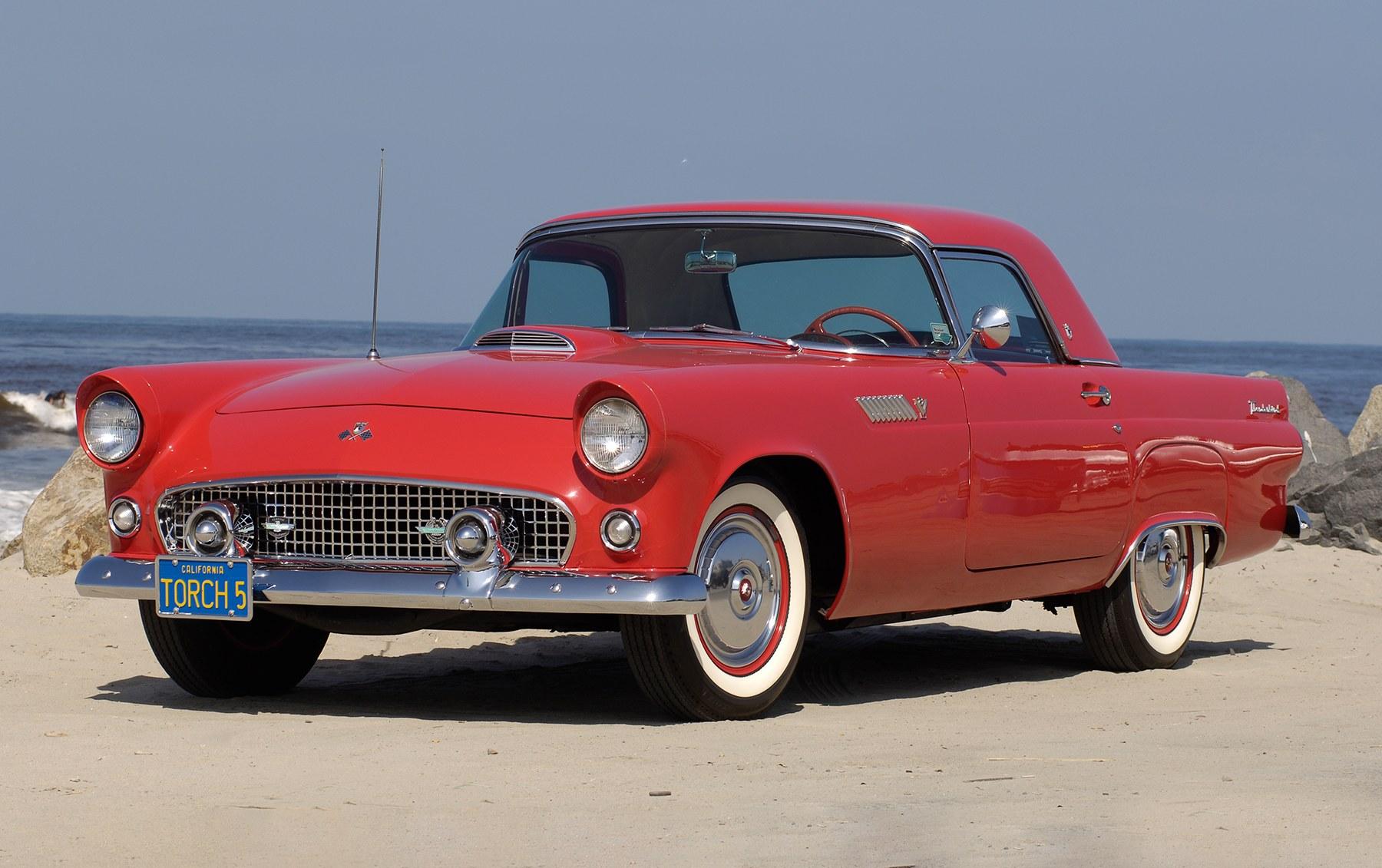 1955 Ford Thunderbird-4