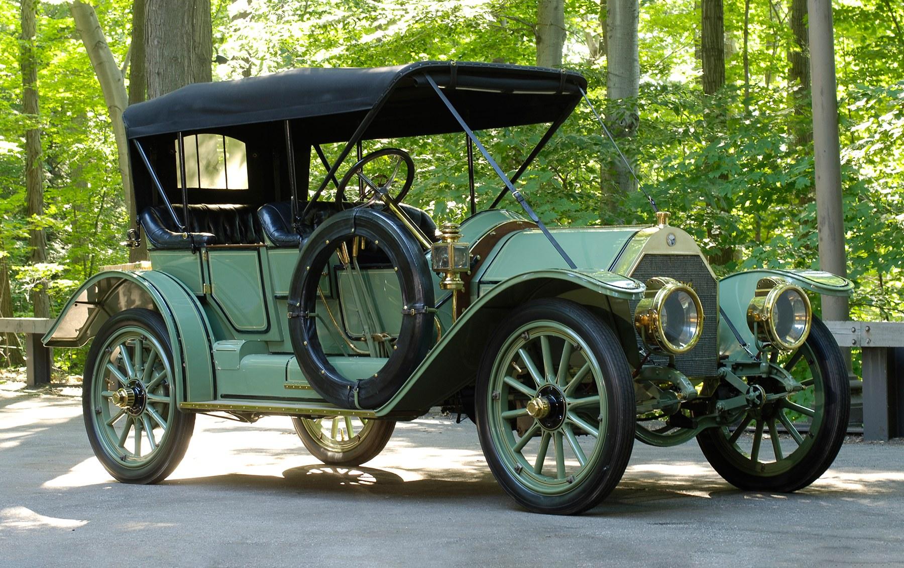 1912 Columbia Cavalier Four-Passenger Touring