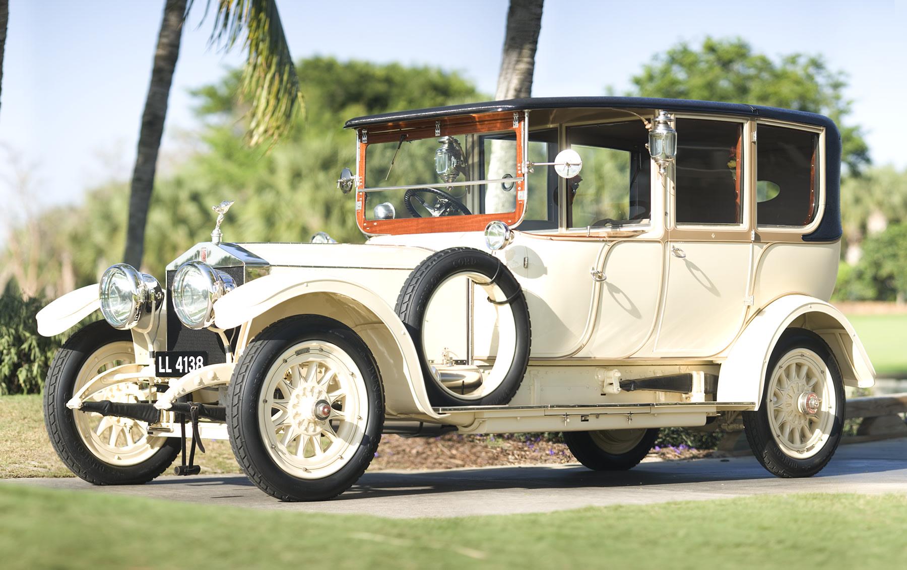 1914 Rolls-Royce 40/50 HP Silver Ghost Landaulette
