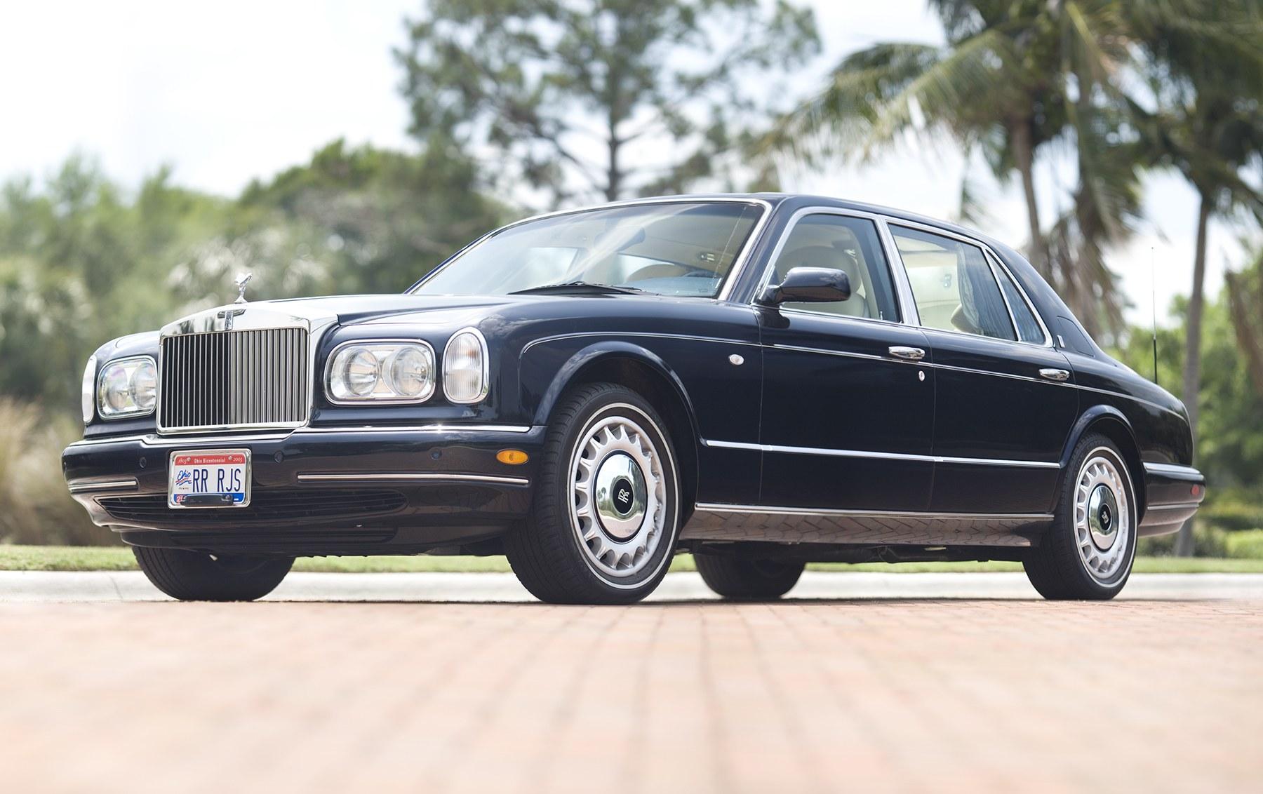 2002 Rolls-Royce Silver Seraph Park Ward