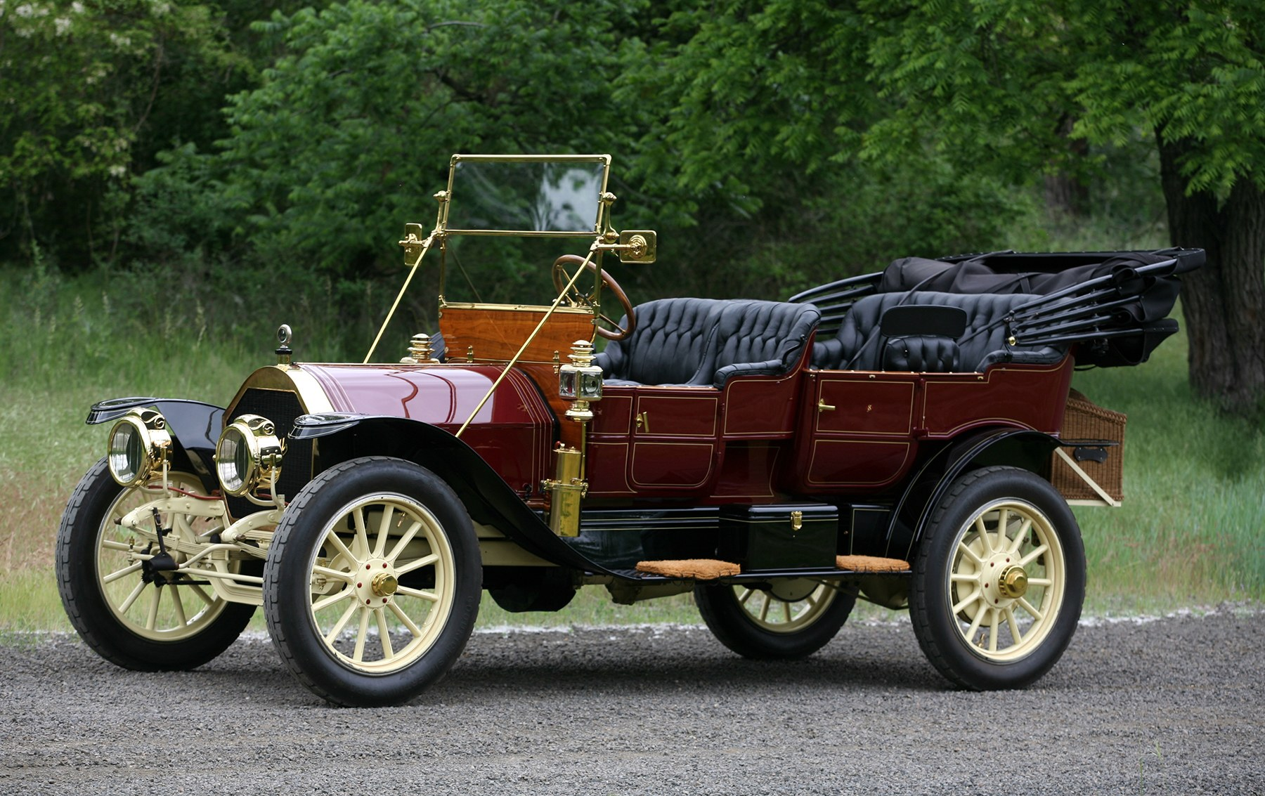 1910 Mitchell Model S Touring Car