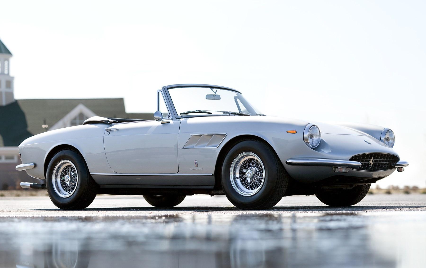 1968 Ferrari 330 GTS-2