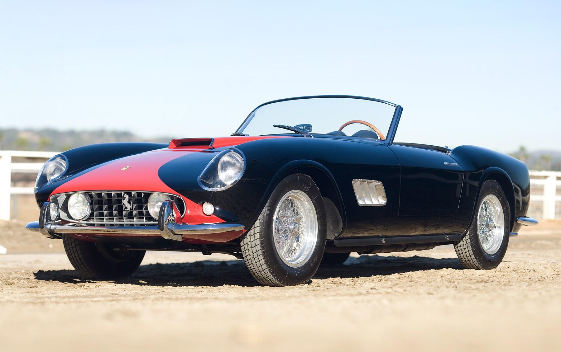 1959 Ferrari 250 GT LWB California Spider-1
