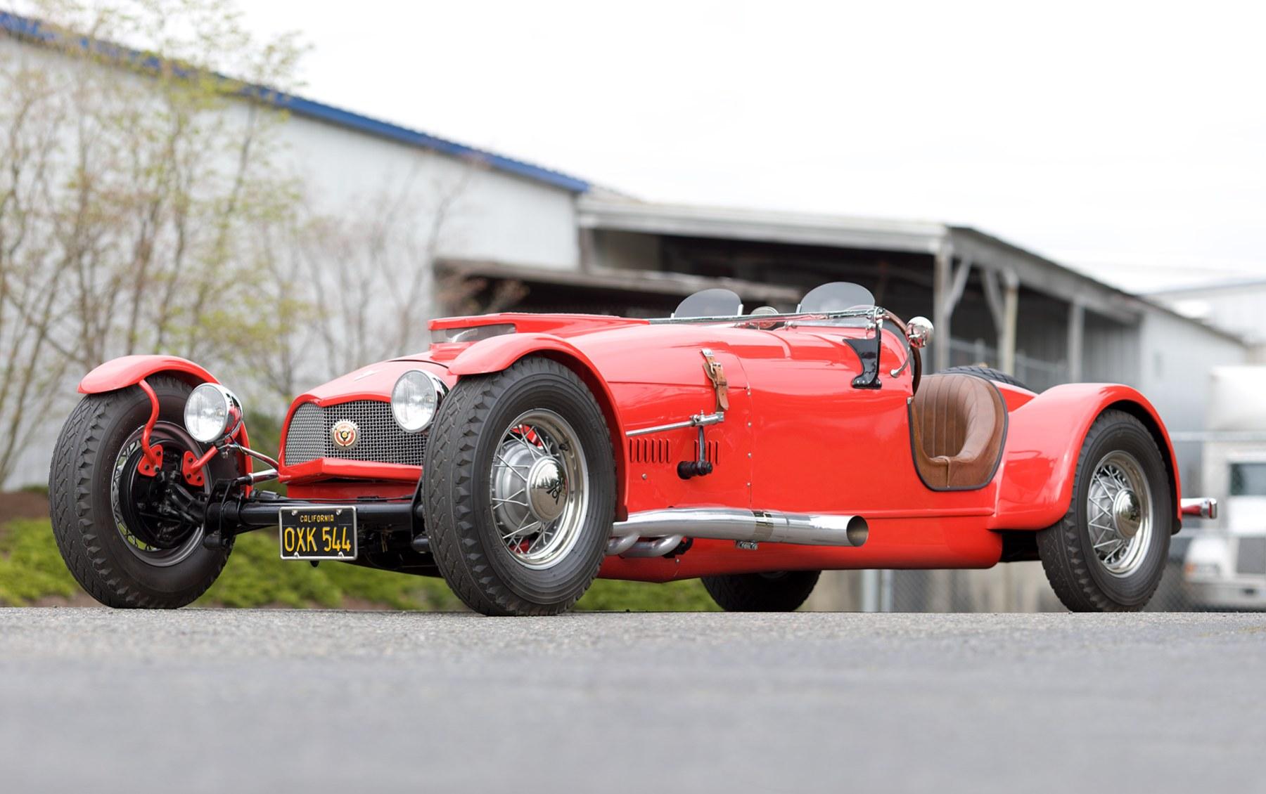 1934 Ford Geisen Special