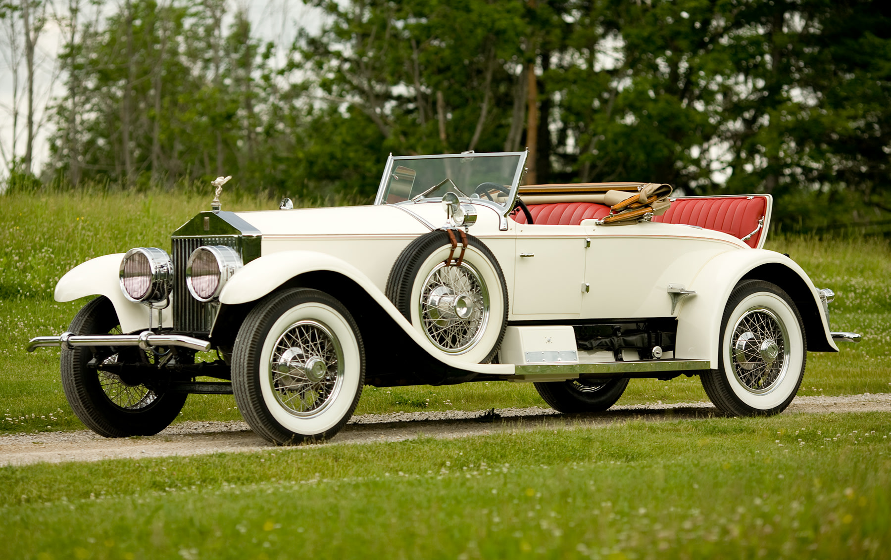 1926 Rolls-Royce Silver Ghost Piccadilly Roadster