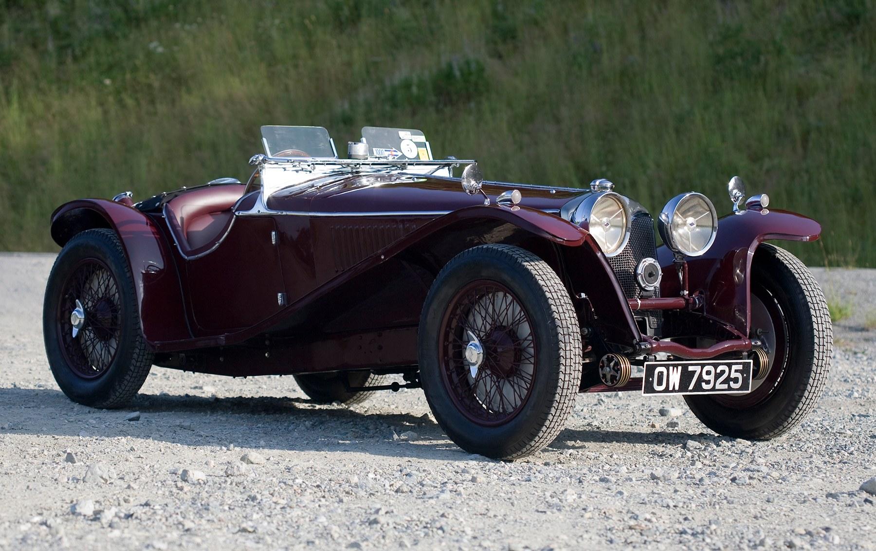 1934 Riley MPH