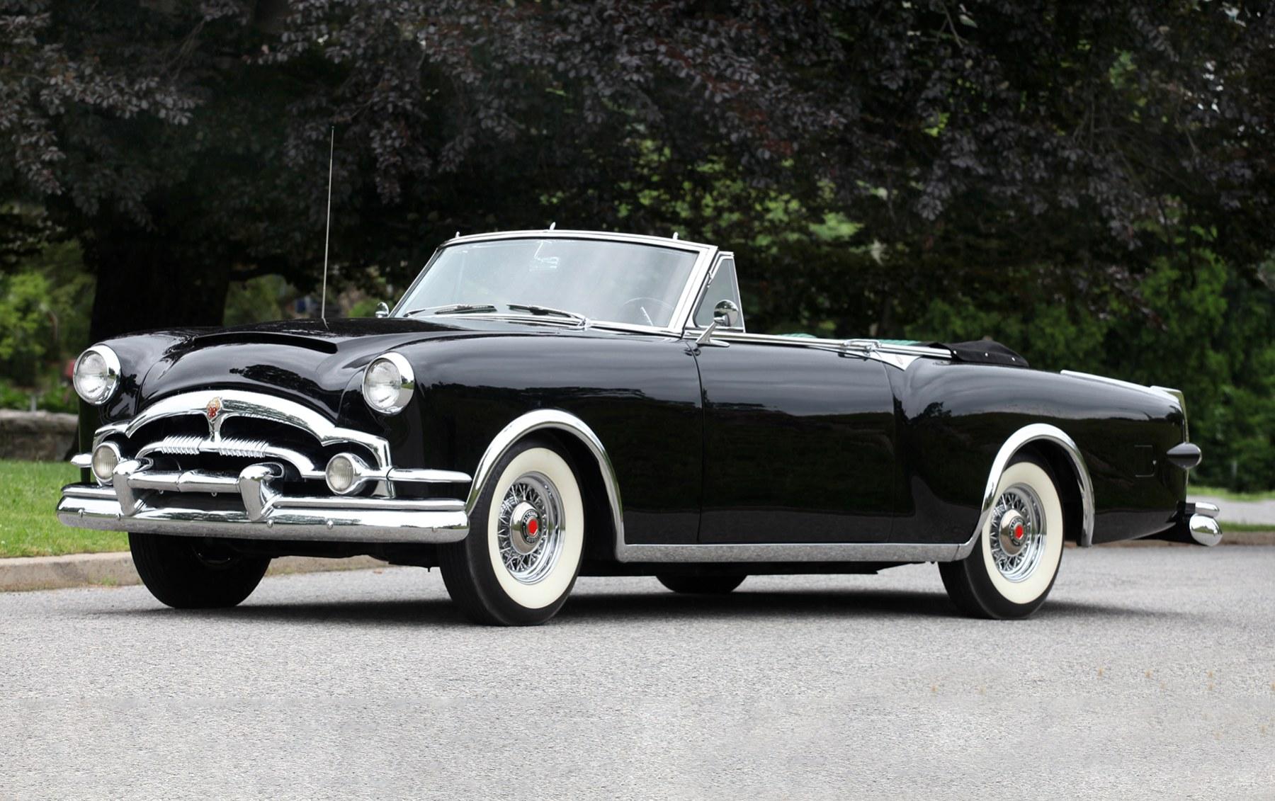 1953 Packard Carribbean