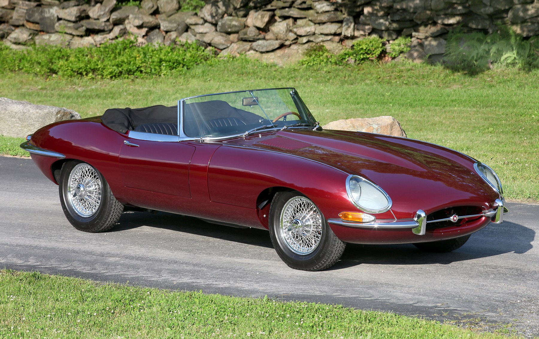 1967 Jaguar E-Type Series 1 4.2-Litre Roadster