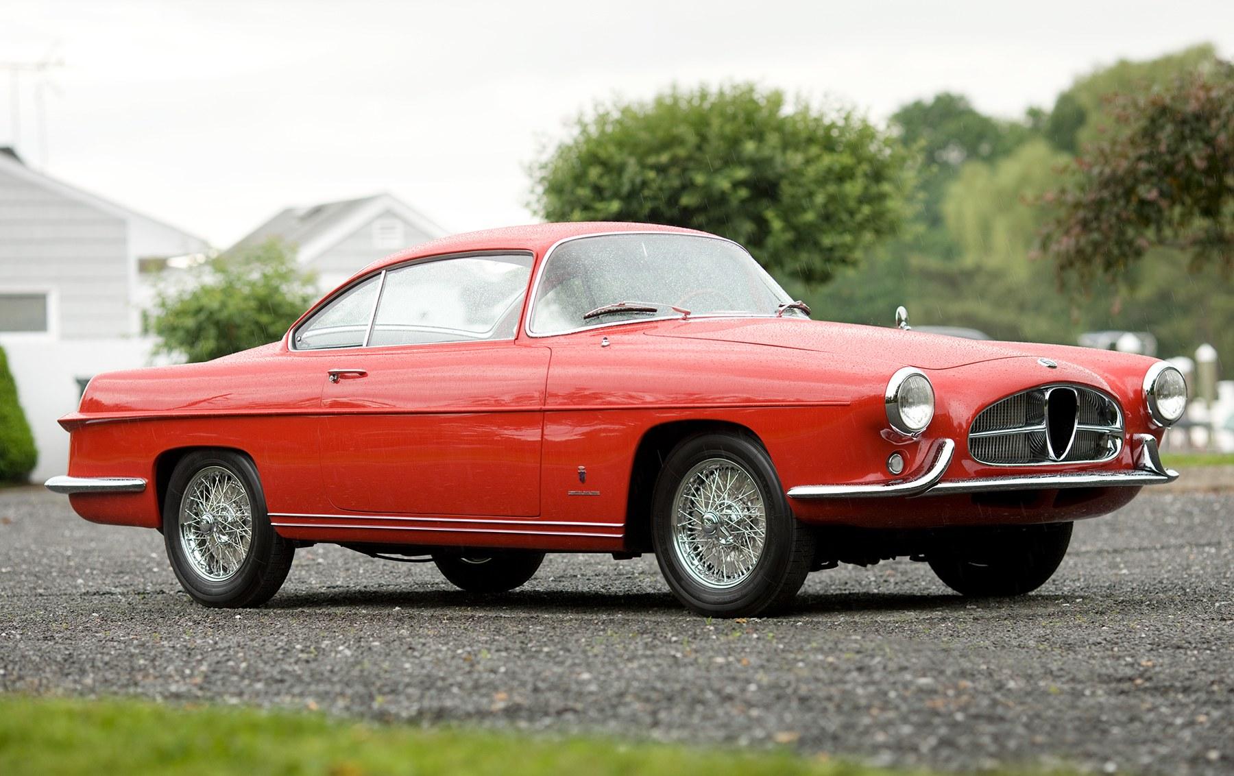 1954 Alfa Romeo 1900 Coupe