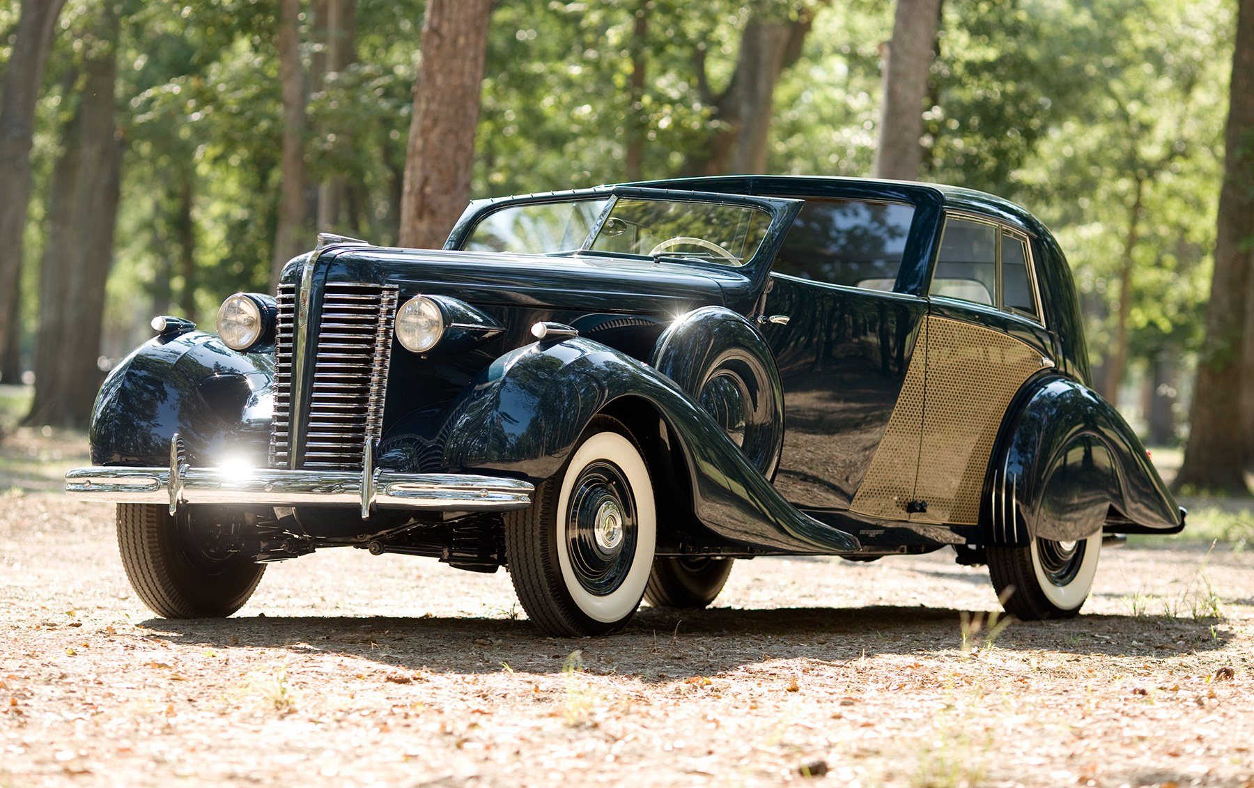 1938 Buick Limited Series 80 Opera Brougham