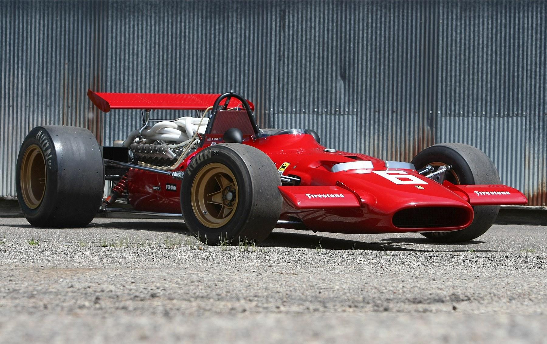 1969 Ferrari 312 Formula One