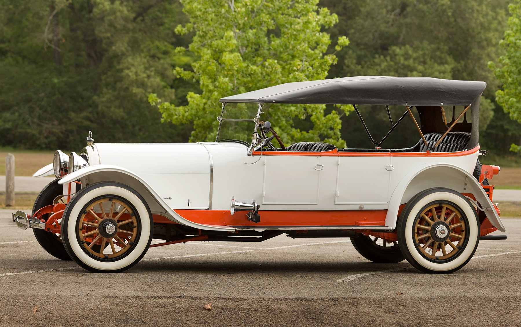 1916 Simplex Crane Model 5 Seven-Passenger Touring Car