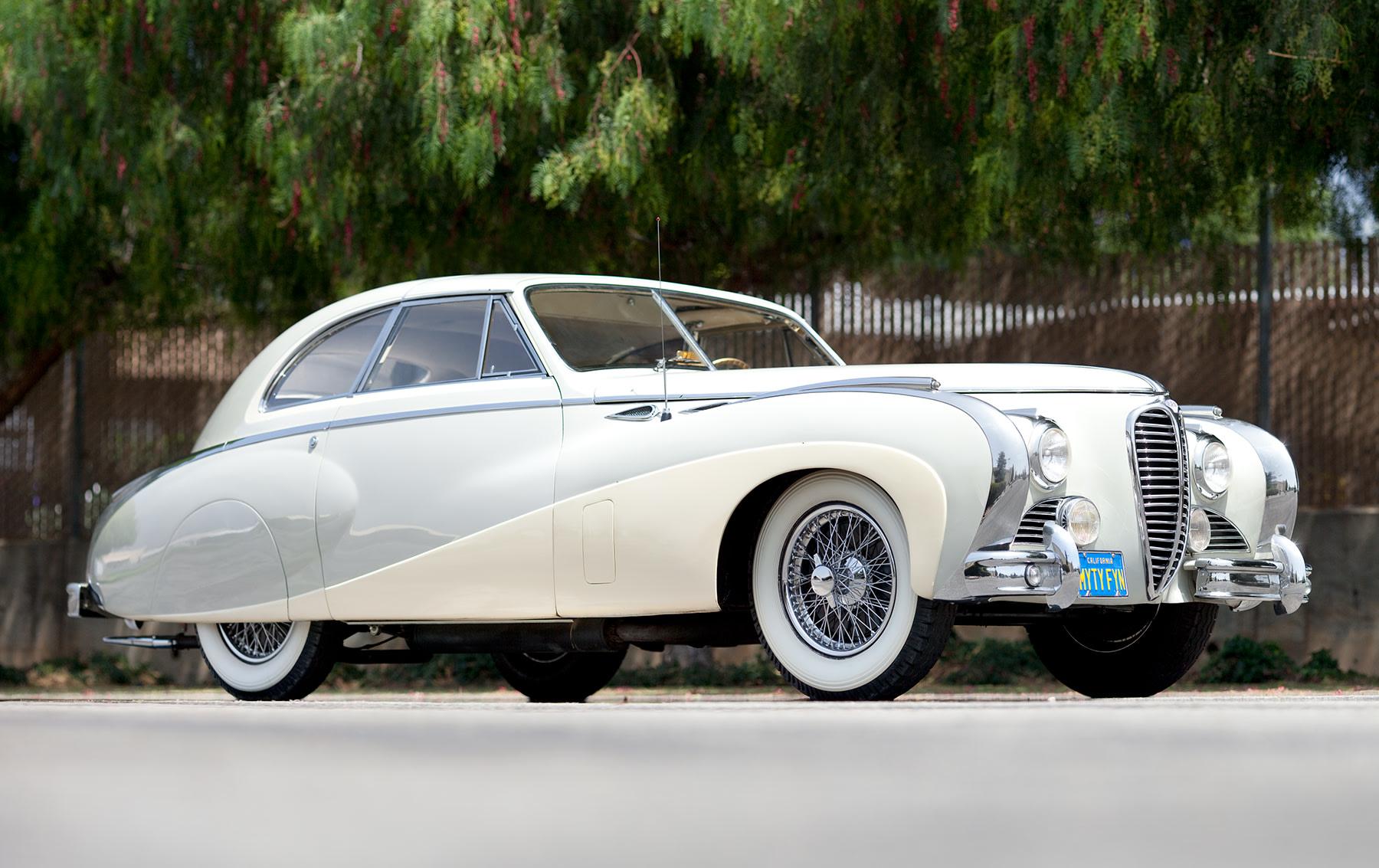 1949 Delahaye Type 175 Coupe de Ville