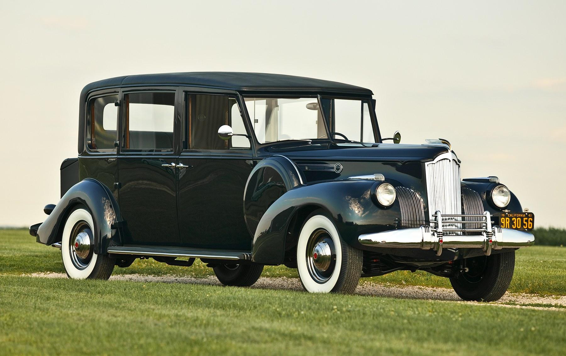 1941 Packard Model 1905 Super-8 160 Limousine