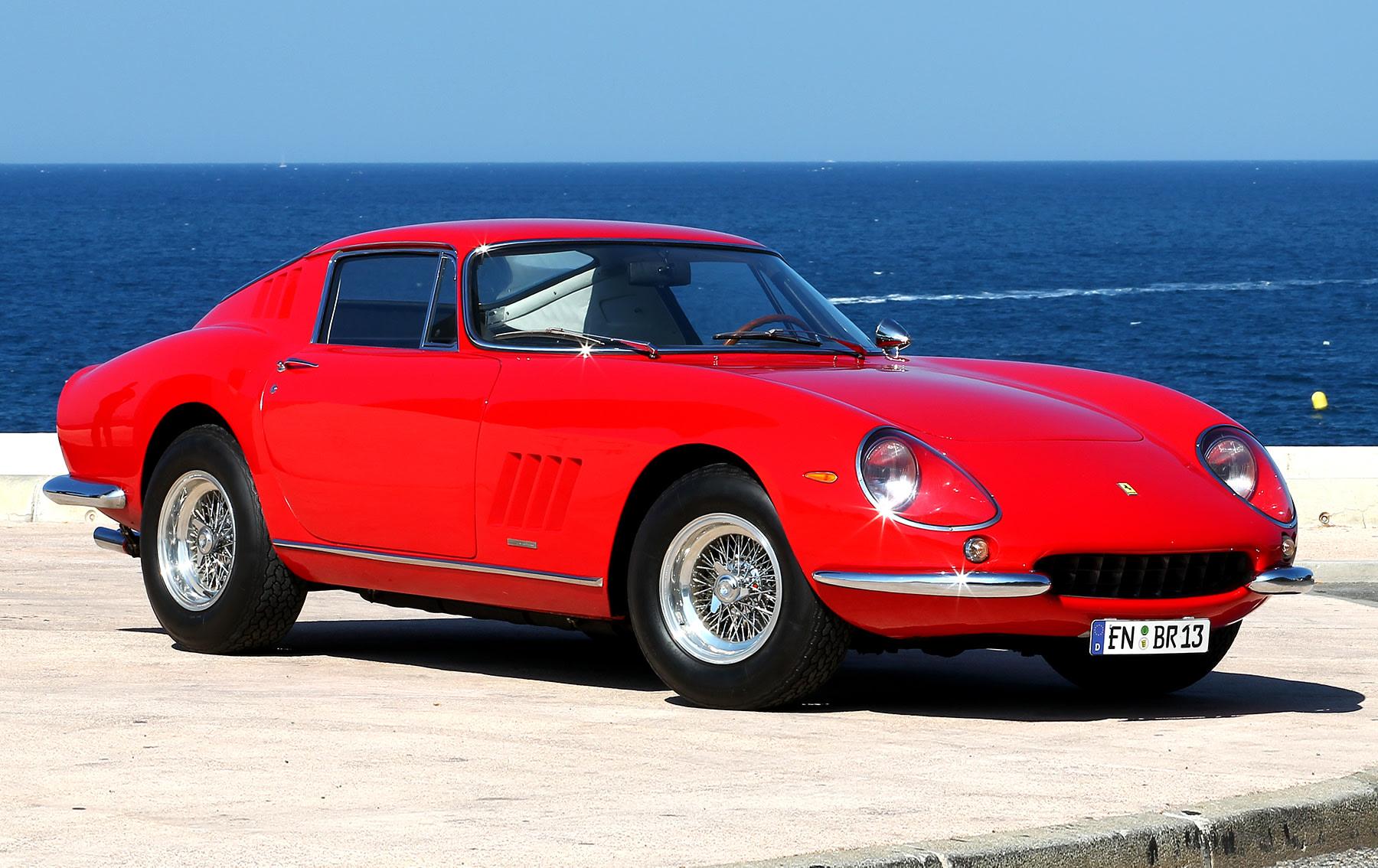 1966 Ferrari 275 GTB Alloy Long-Nose