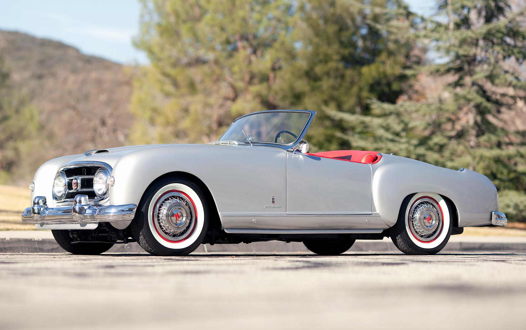 1953 Nash-Healey Roadster
