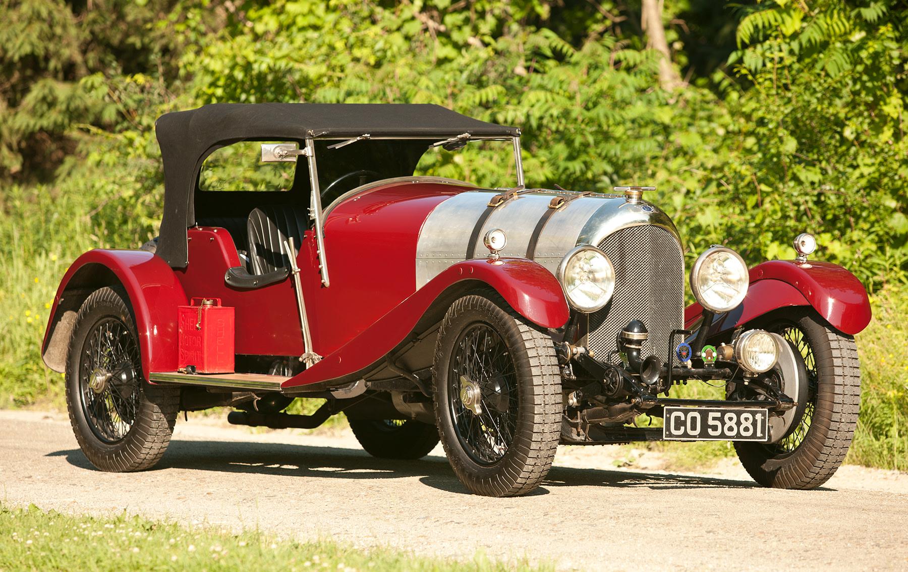 1923 Bentley TT Replica Three Litre Tourer