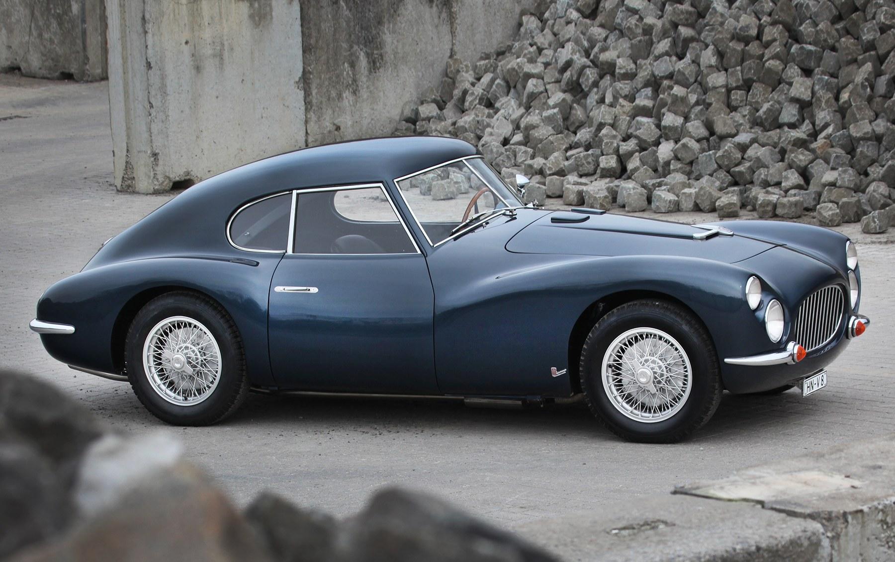 1953 Fiat 8V Series II Berlinetta