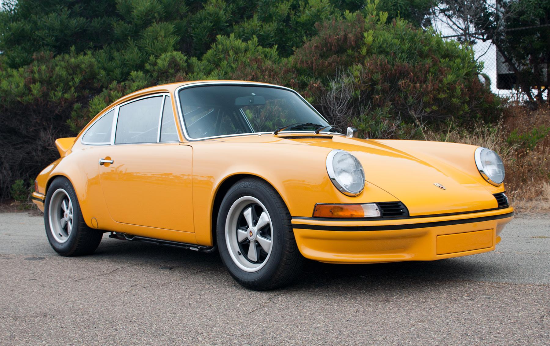 1973 Porsche 911 2.7 RS Clone
