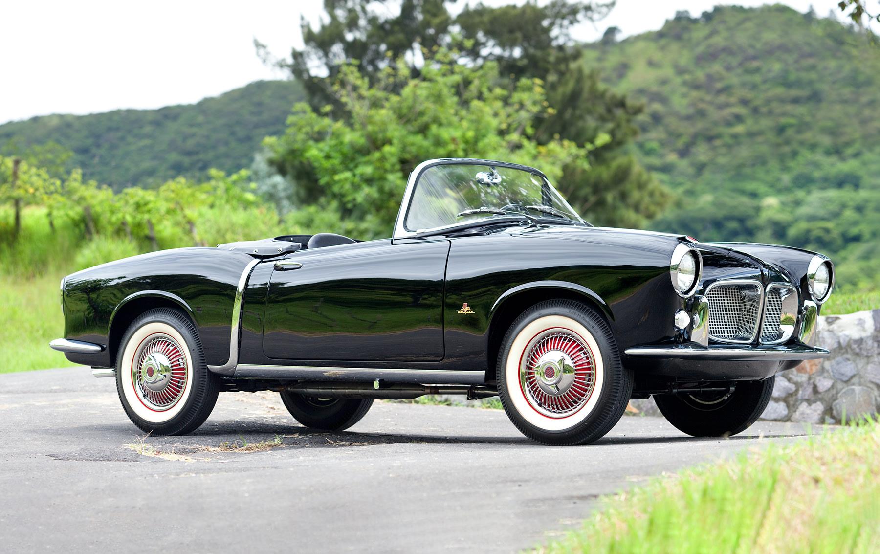 1959 Fiat 1200 Turismo Veloce Spider