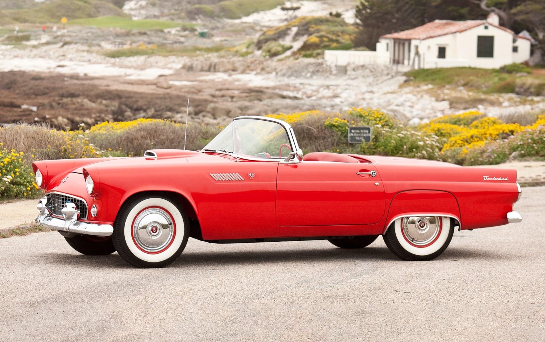 1955 Ford Thunderbird-2