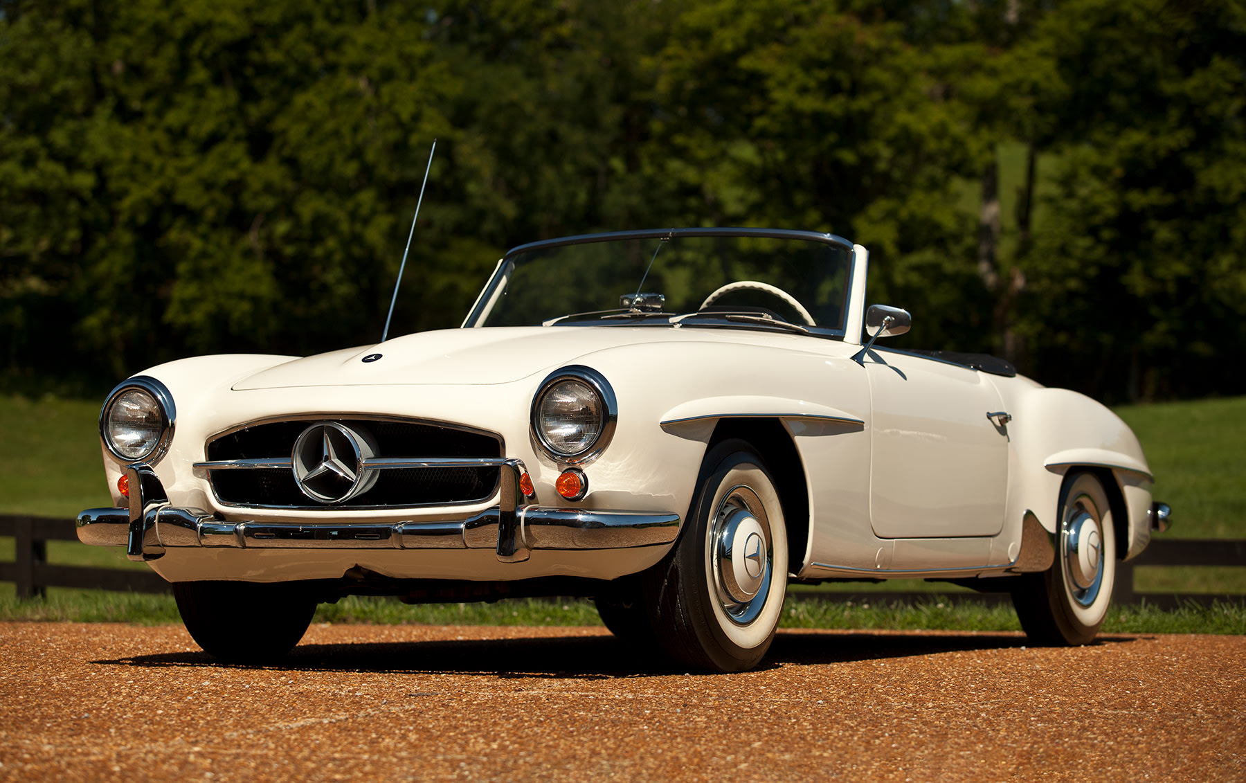 1959 Mercedes-Benz 190 SL (1)