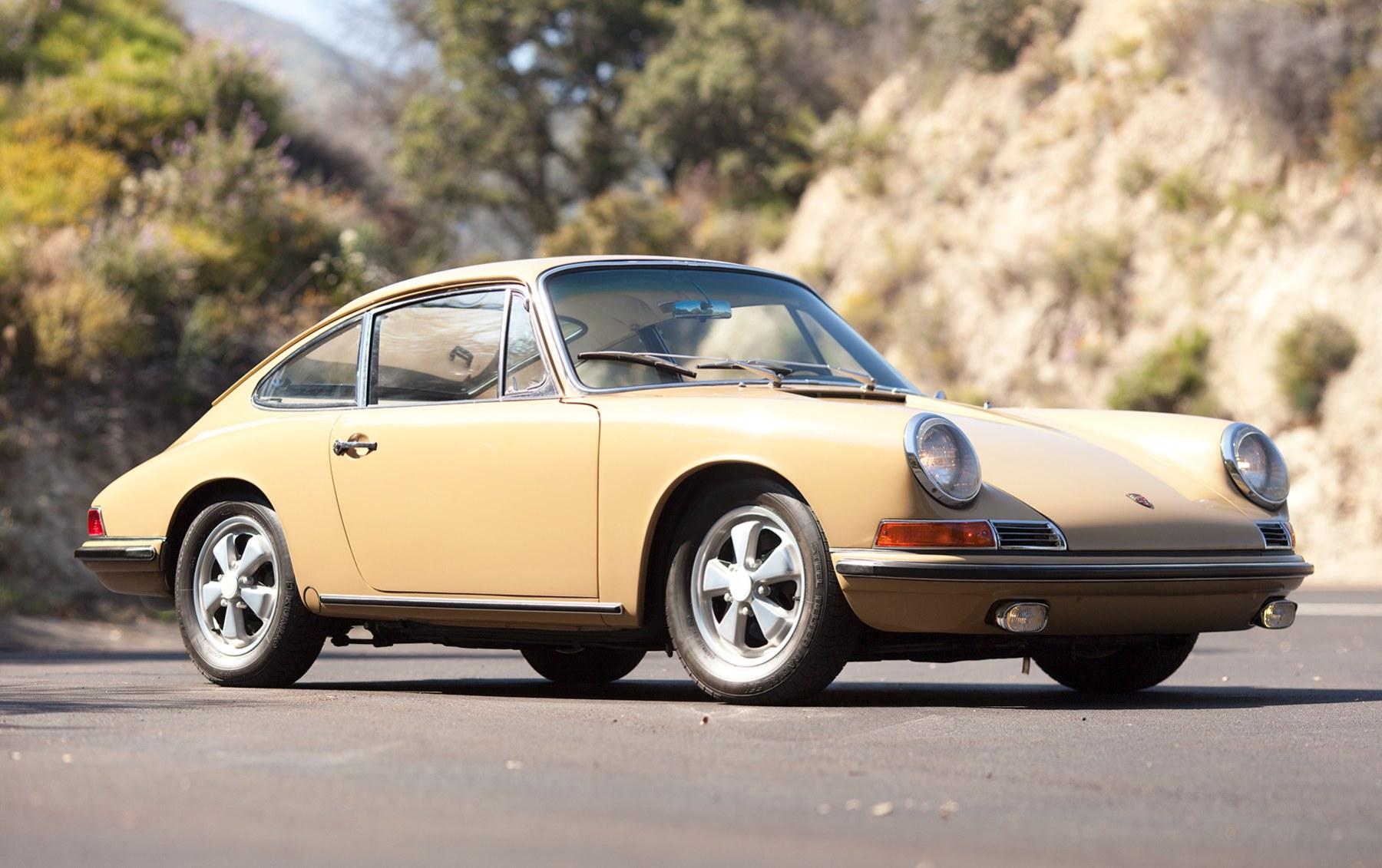 1967 Porsche 911 S Coupe