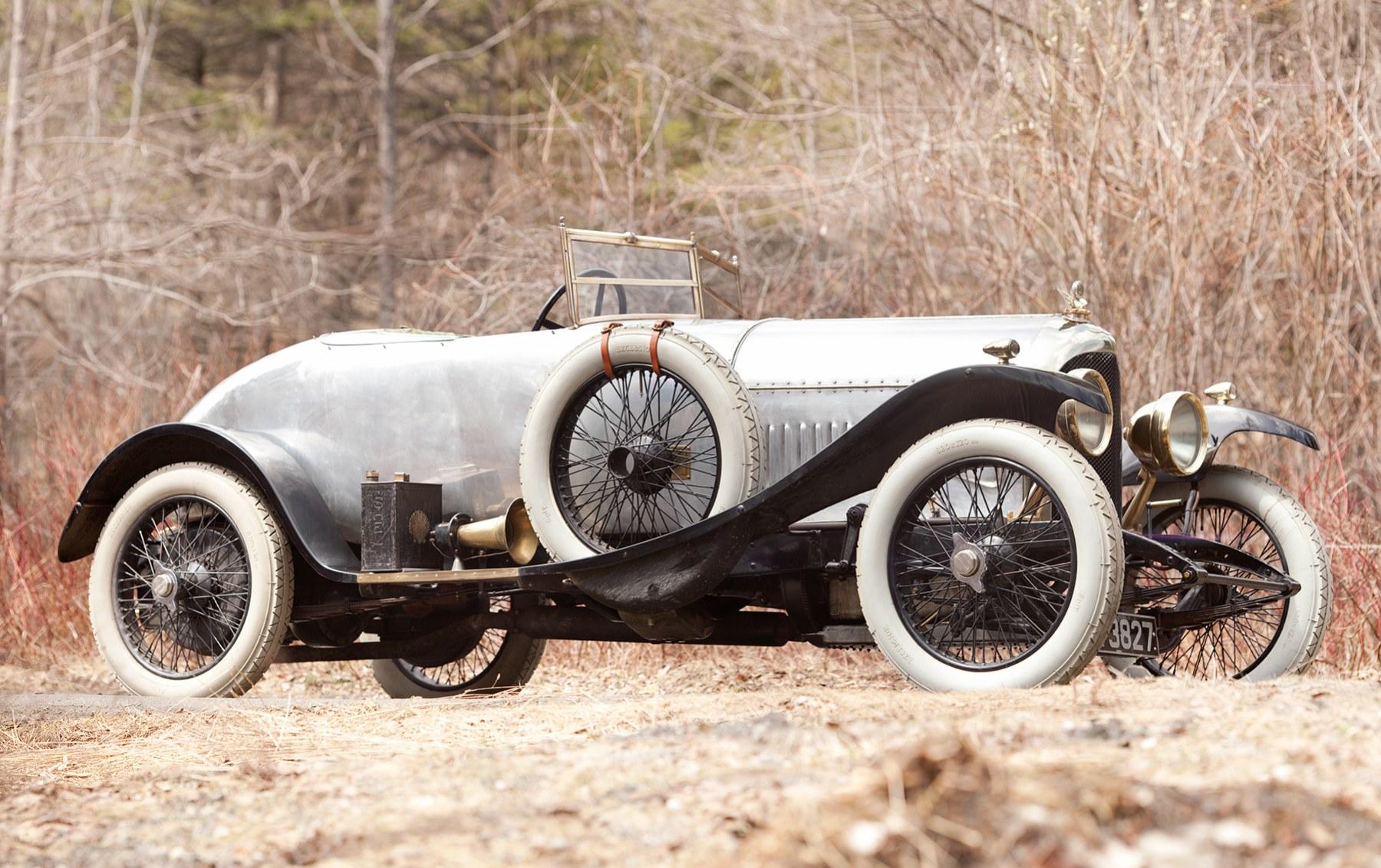 1921 Bentley 3 Litre