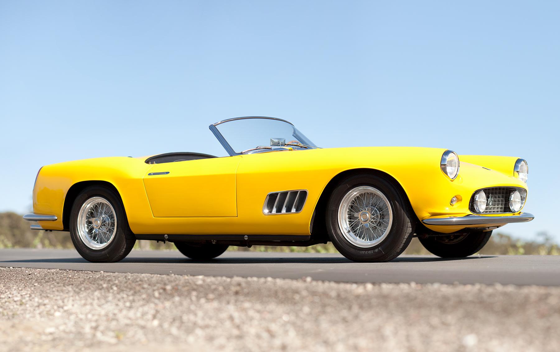 1959 Ferrari 250 GT LWB California Spider-2