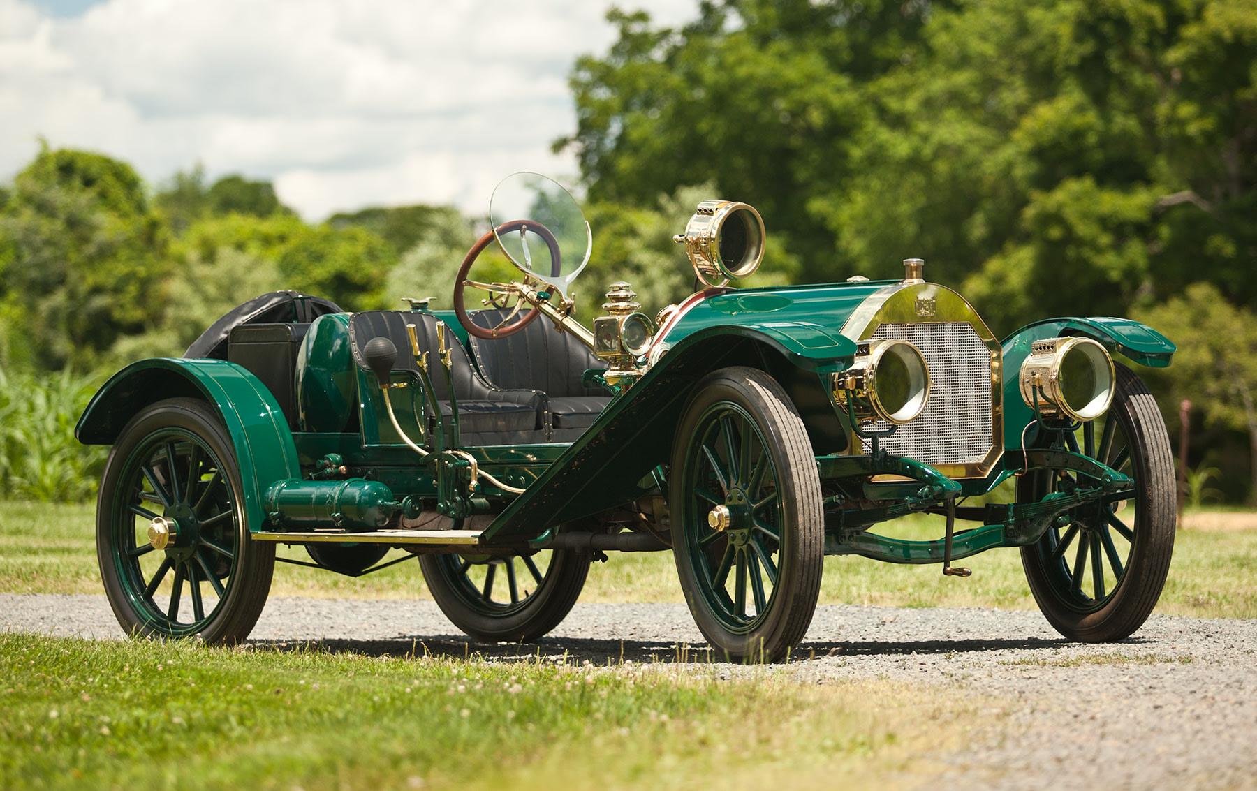 1911 Midland L 40 HP Raceabout-2