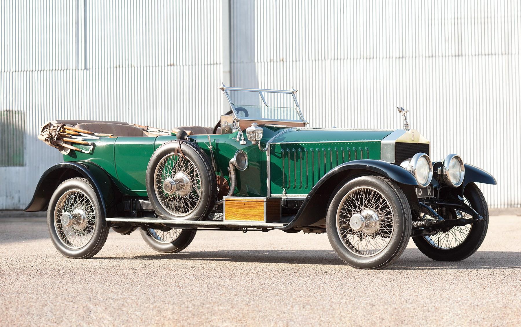 1913 Rolls-Royce 40/50 HP Silver Ghost Tourer