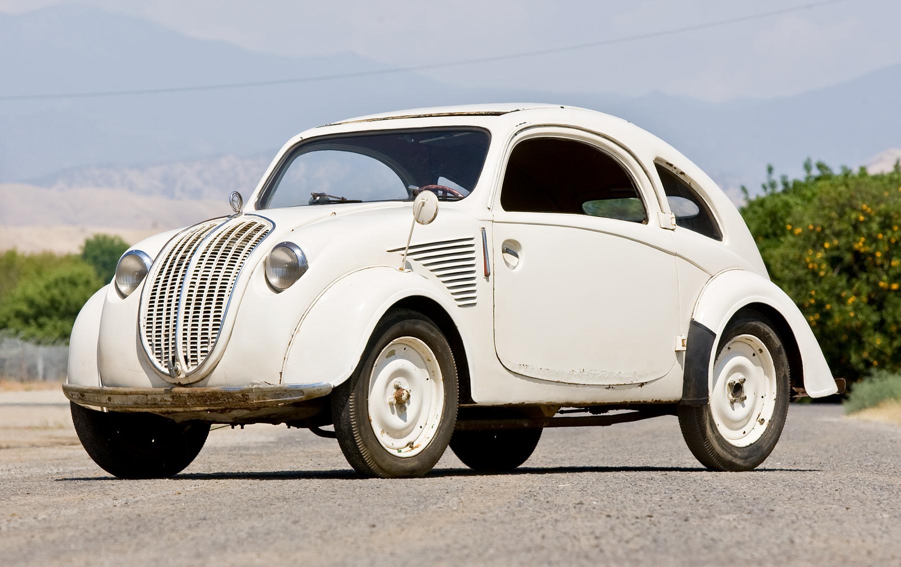 1939 Steyr 55