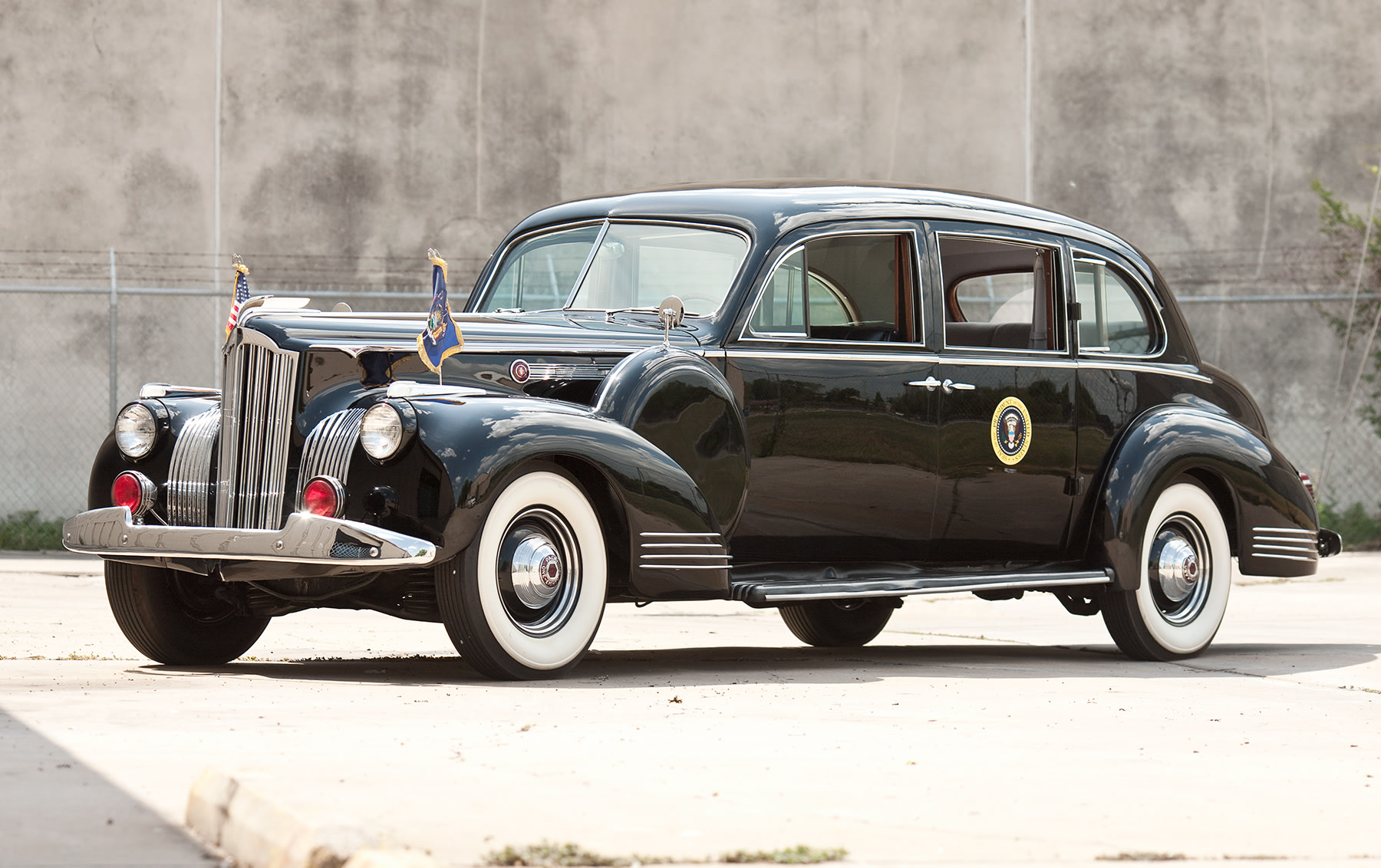 1941 Packard Custom Super-8 One-Eighty Touring Limousine