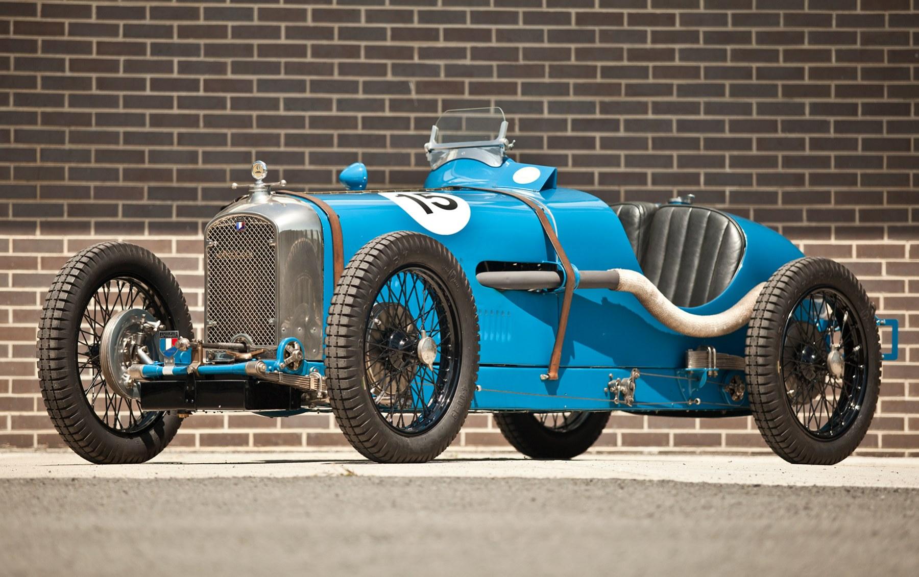 1928 Amilcar C6